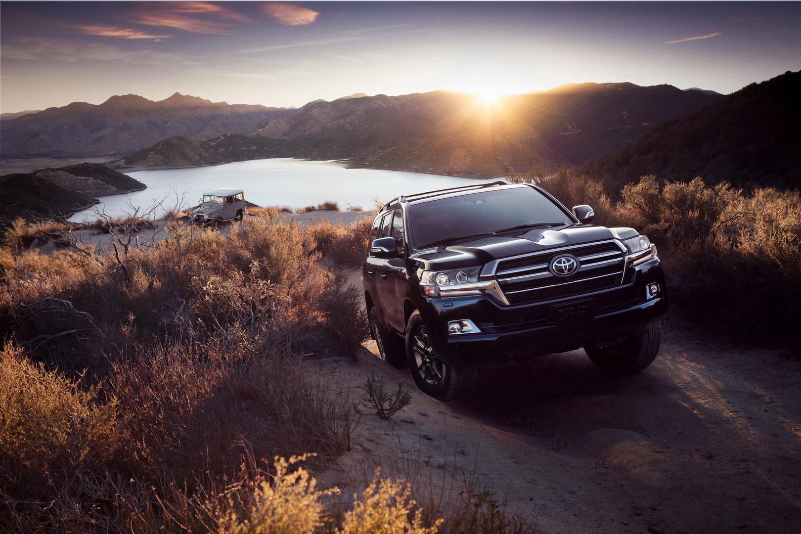 """Toyota Land Cruiser 2020 phiên bản """"di sản"""" kỷ niệm sự khởi đầu vào thị trường Mỹ - 5"""