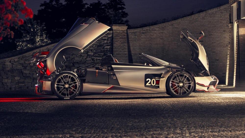Huayra Roadster BC mới của Pagani siêu phẩm Hypercar V12 đắt giá 3,4 triệu USD - 10