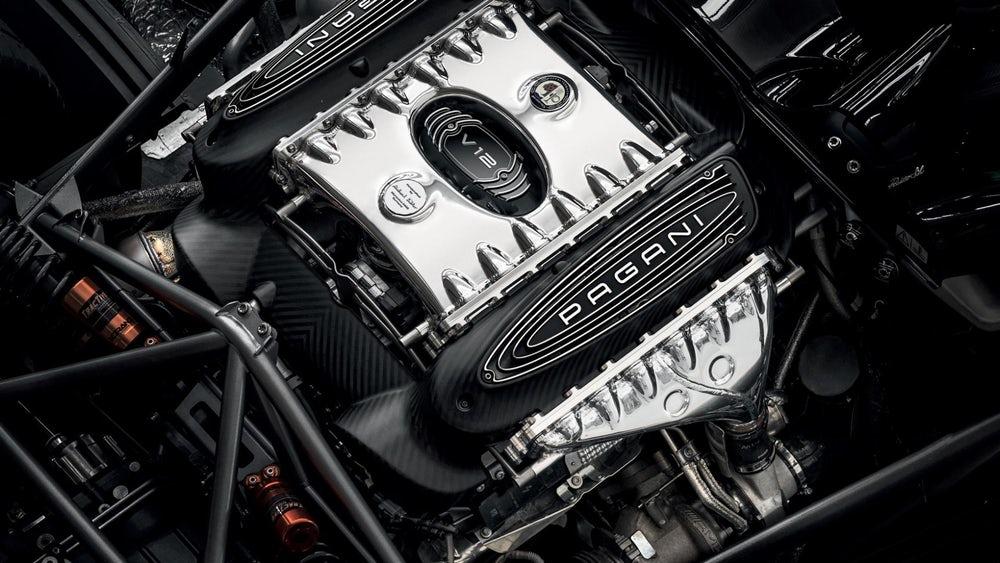 Huayra Roadster BC mới của Pagani siêu phẩm Hypercar V12 đắt giá 3,4 triệu USD - 7