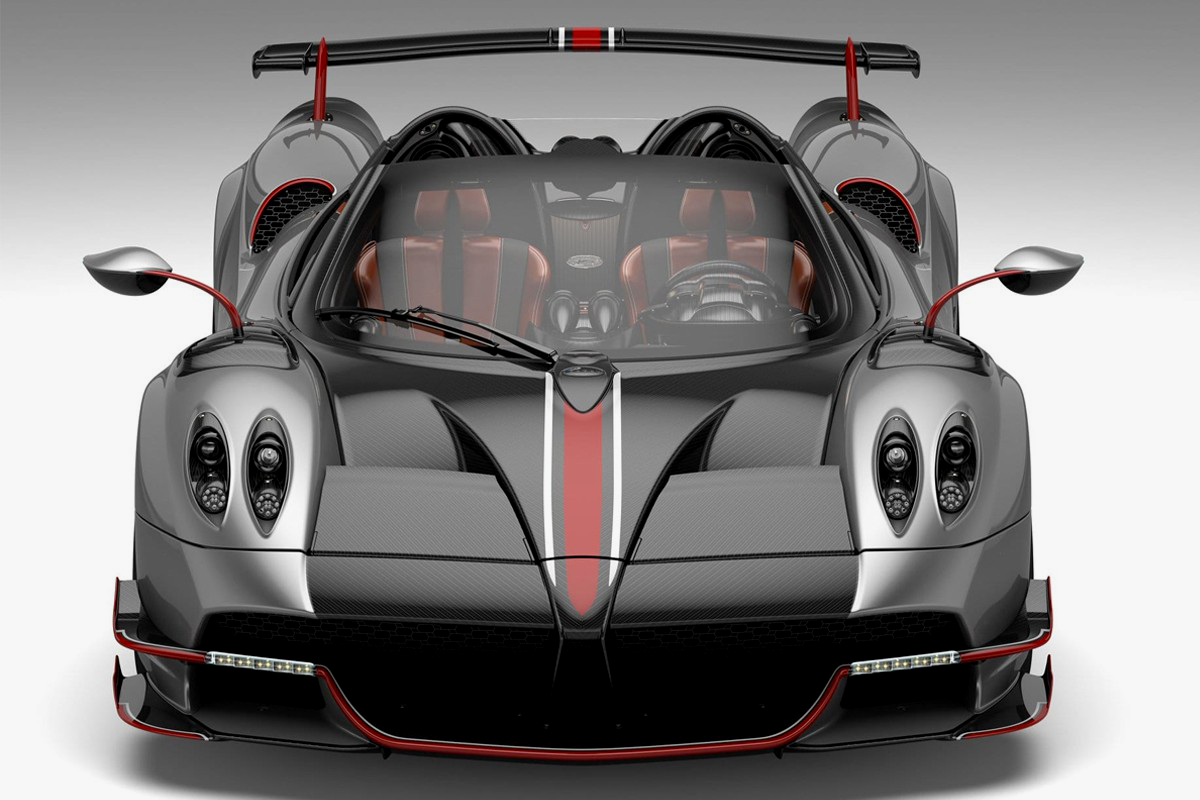 Huayra Roadster BC mới của Pagani siêu phẩm Hypercar V12 đắt giá 3,4 triệu USD - 12