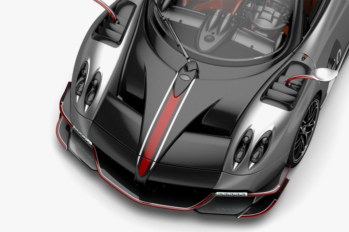 Huayra Roadster BC mới của Pagani siêu phẩm Hypercar V12 đắt giá 3,4 triệu USD - 14