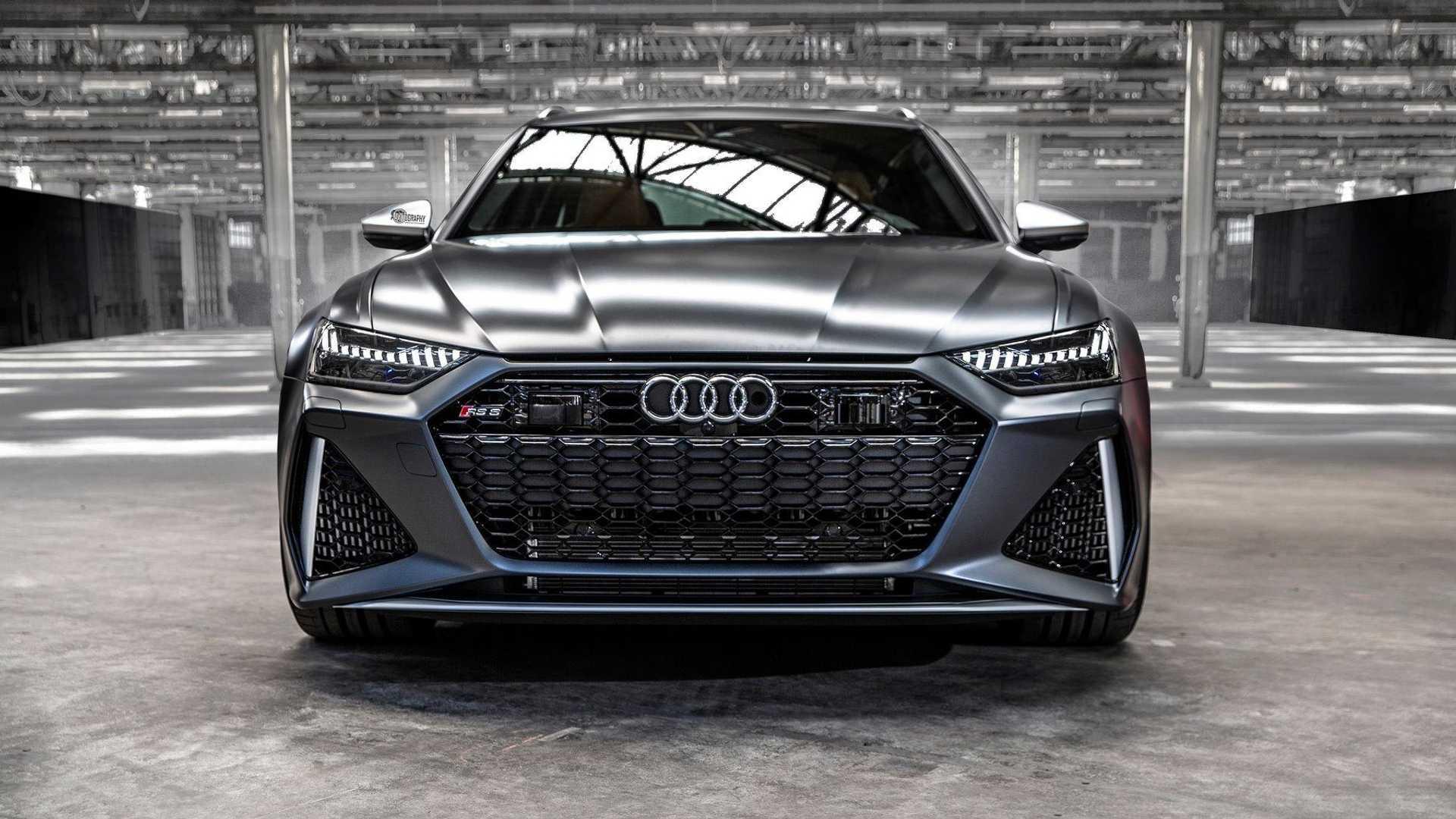 Audi RS6 Avant lần đầu ra mắt tại Mỹ kỷ niệm 25 năm dòng xe RS của Audi - 1