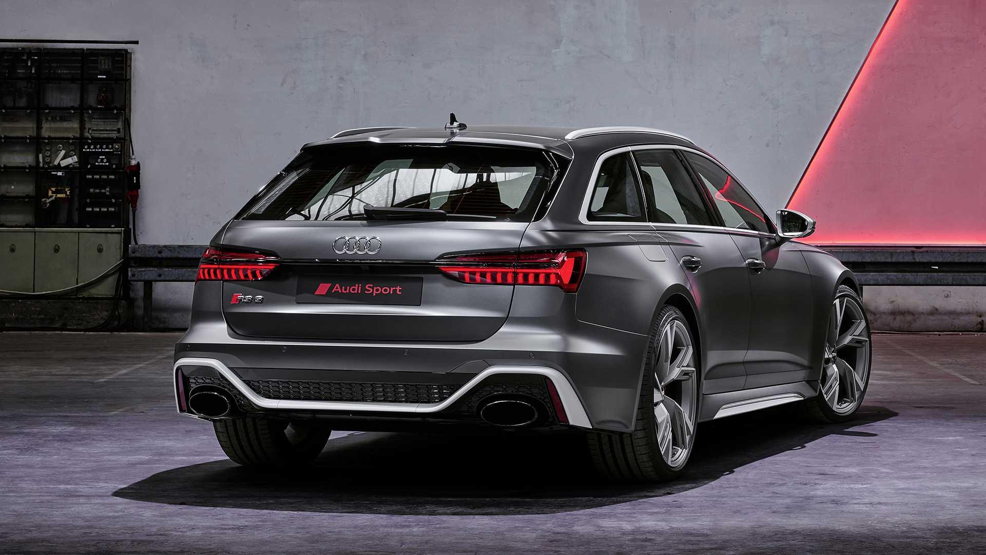 Audi RS6 Avant lần đầu ra mắt tại Mỹ kỷ niệm 25 năm dòng xe RS của Audi - 10