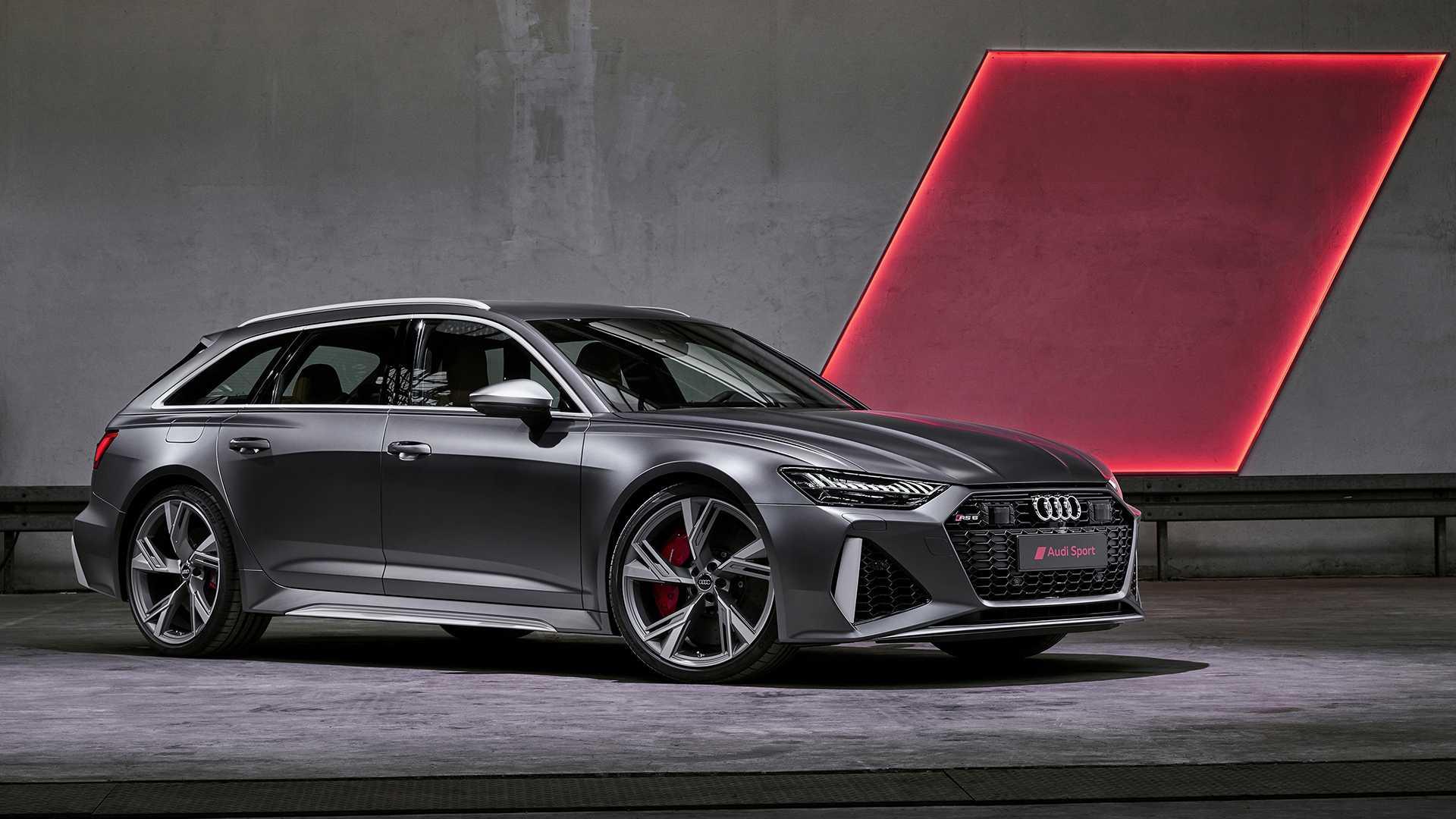 Audi RS6 Avant lần đầu ra mắt tại Mỹ kỷ niệm 25 năm dòng xe RS của Audi - 11