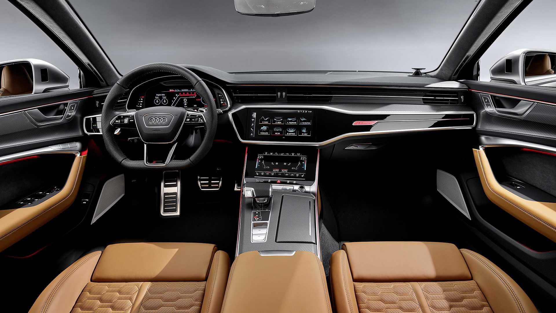 Audi RS6 Avant lần đầu ra mắt tại Mỹ kỷ niệm 25 năm dòng xe RS của Audi - 14