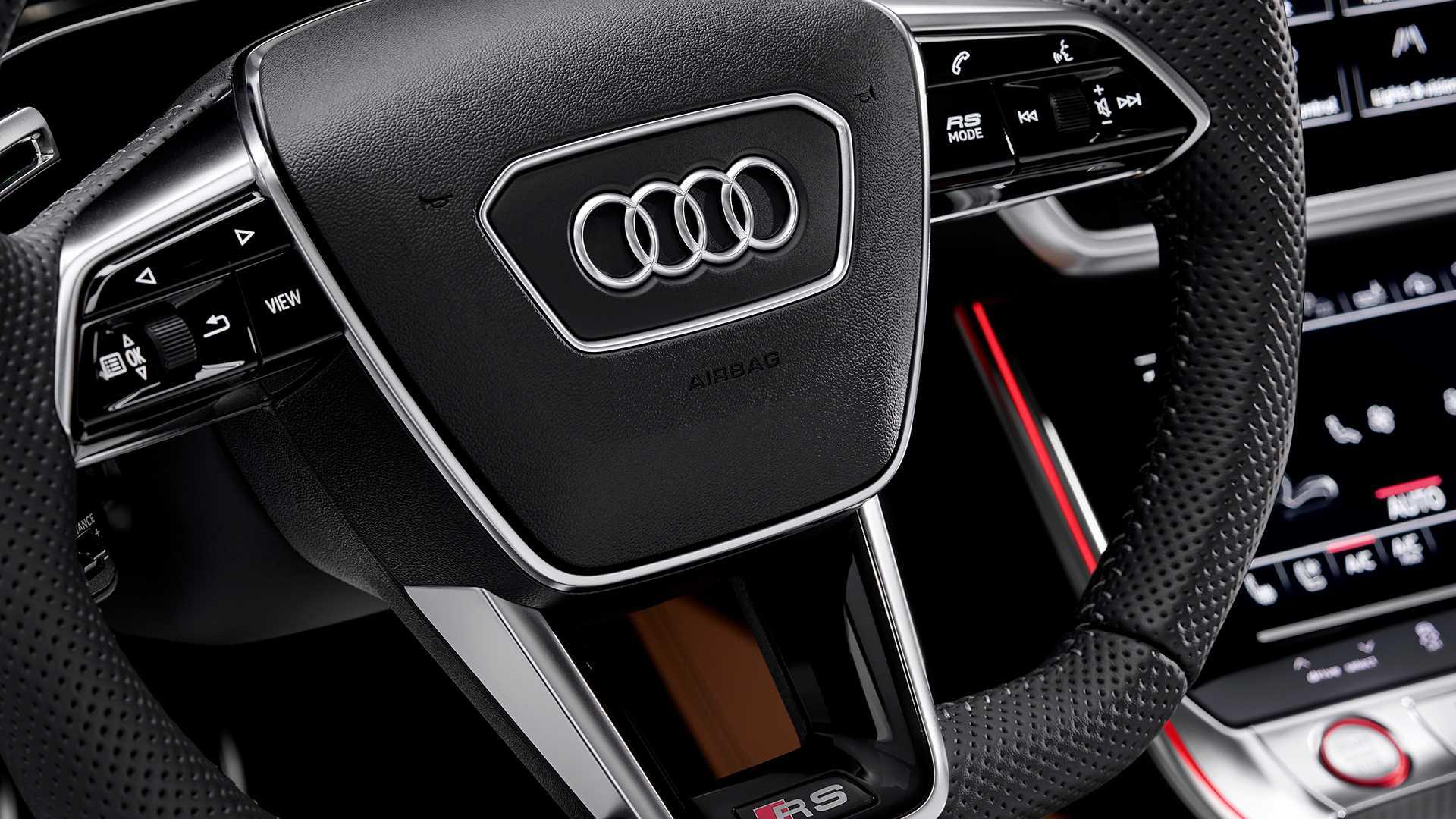Audi RS6 Avant lần đầu ra mắt tại Mỹ kỷ niệm 25 năm dòng xe RS của Audi - 15