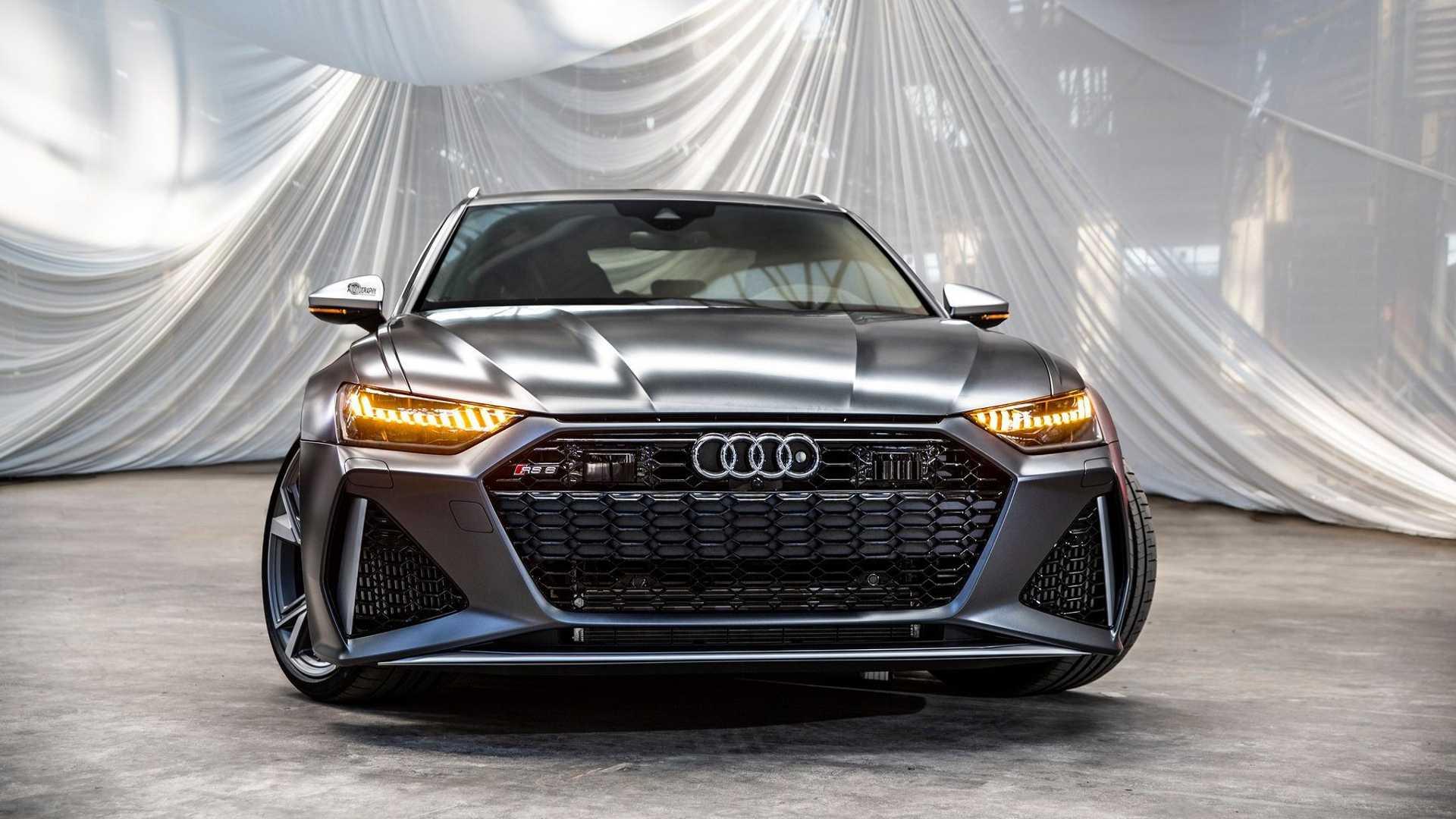 Audi RS6 Avant lần đầu ra mắt tại Mỹ kỷ niệm 25 năm dòng xe RS của Audi - 2