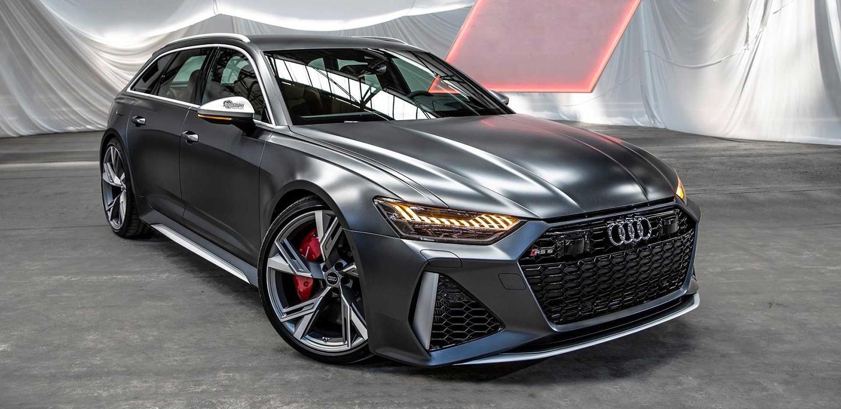Audi RS6 Avant lần đầu ra mắt tại Mỹ kỷ niệm 25 năm dòng xe RS của Audi - 3
