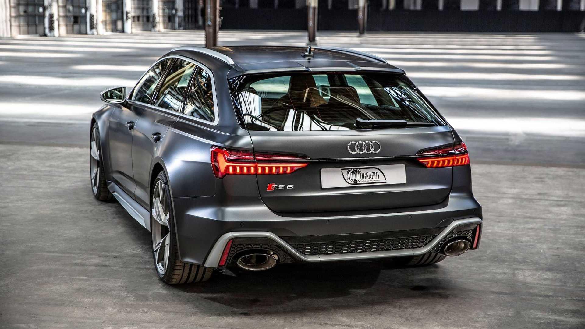 Audi RS6 Avant lần đầu ra mắt tại Mỹ kỷ niệm 25 năm dòng xe RS của Audi - 5