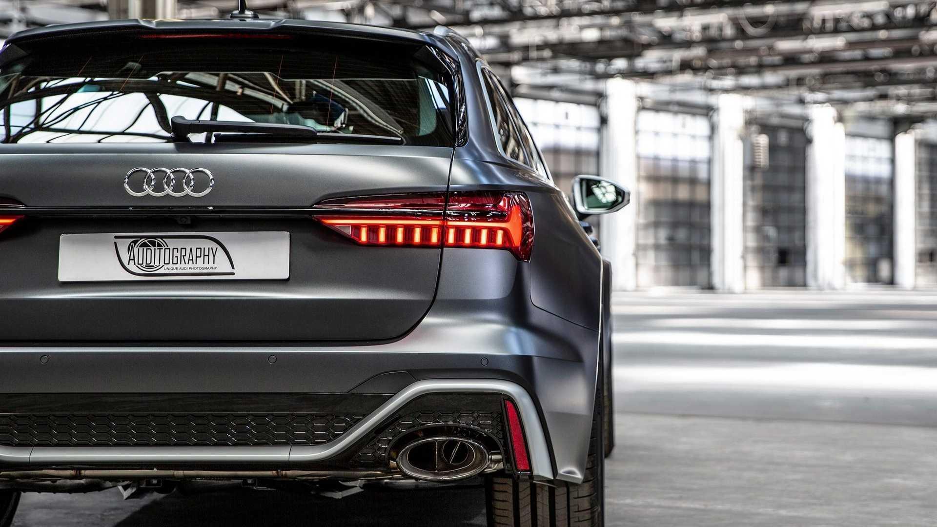 Audi RS6 Avant lần đầu ra mắt tại Mỹ kỷ niệm 25 năm dòng xe RS của Audi - 6