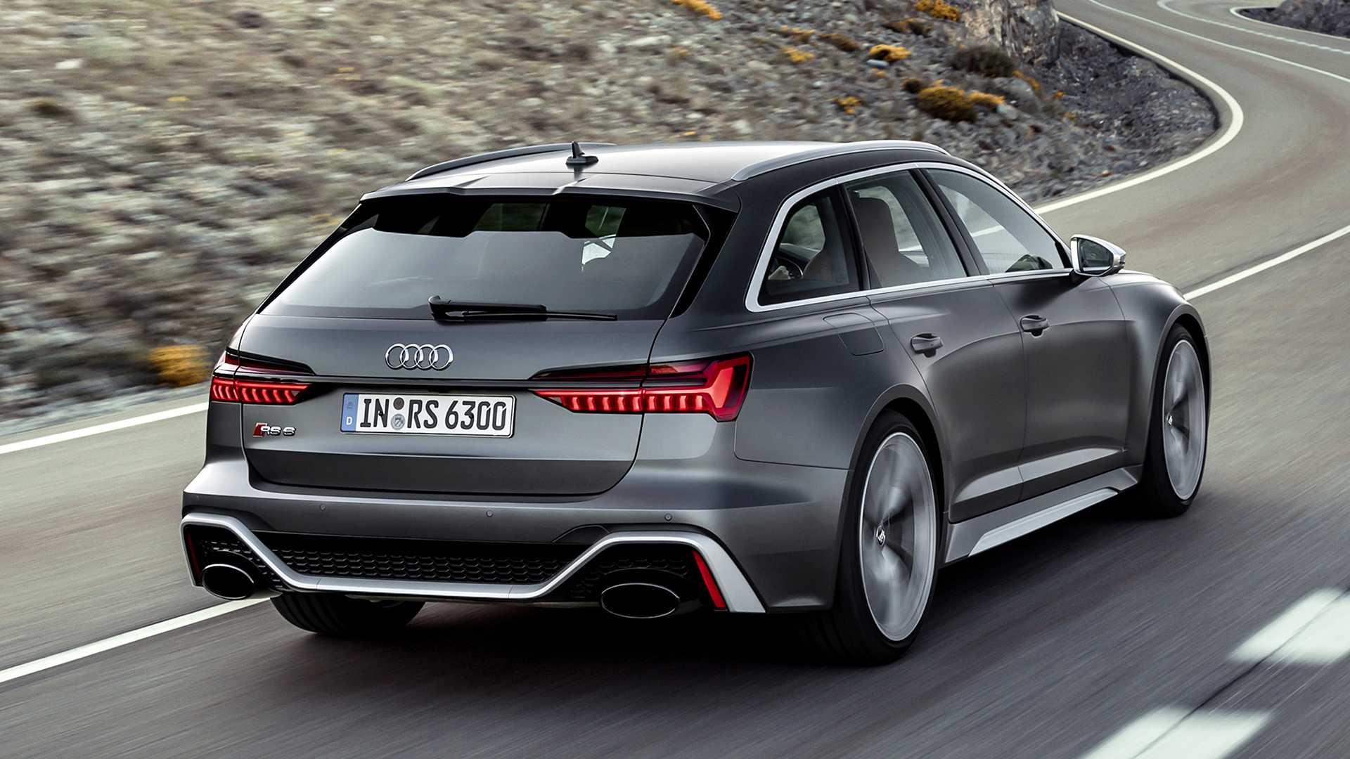 Audi RS6 Avant lần đầu ra mắt tại Mỹ kỷ niệm 25 năm dòng xe RS của Audi - 8
