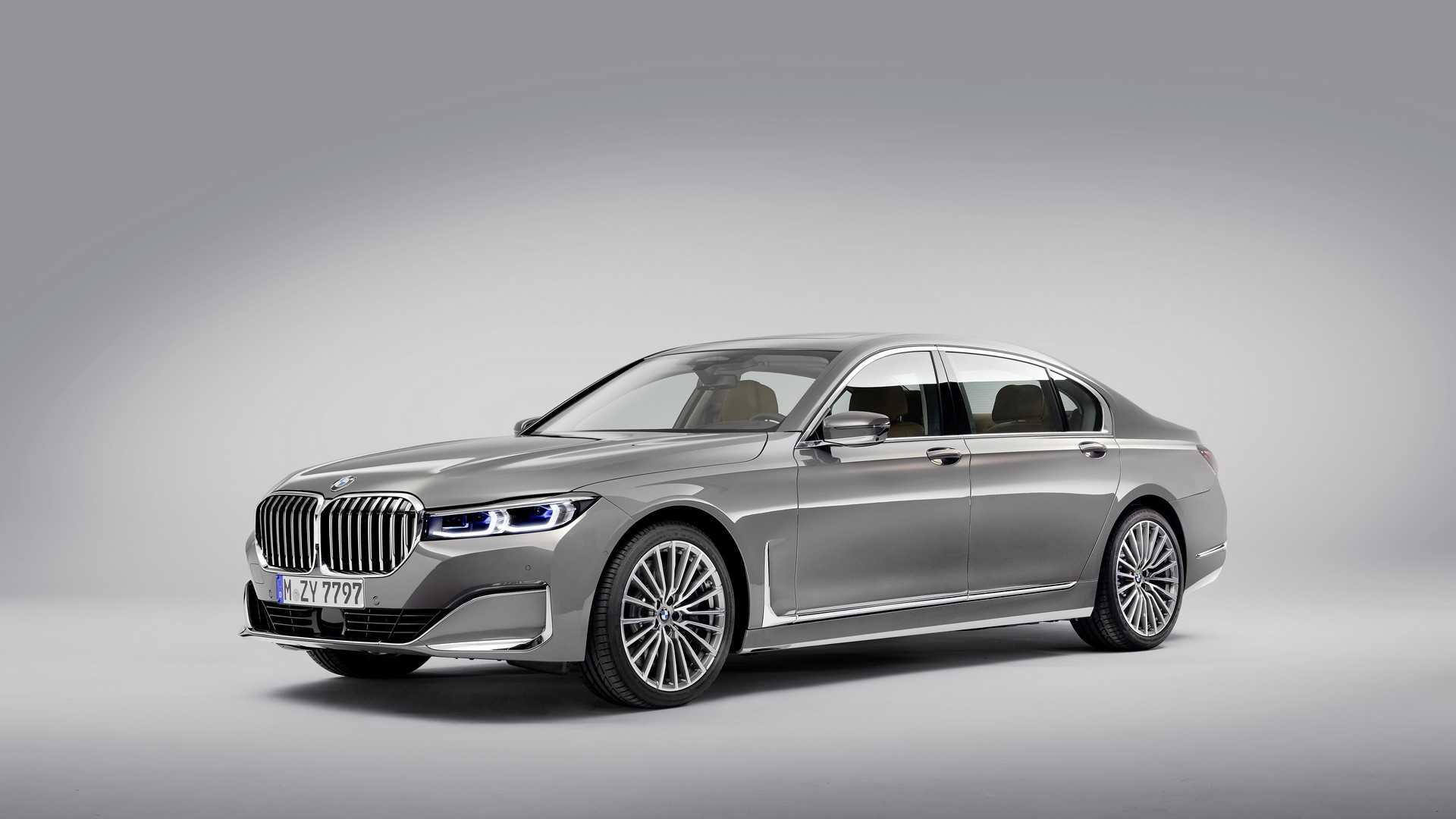 BMW 7 Series thế hệ mới sẽ có thêm bản chạy điện hoàn toàn - 1