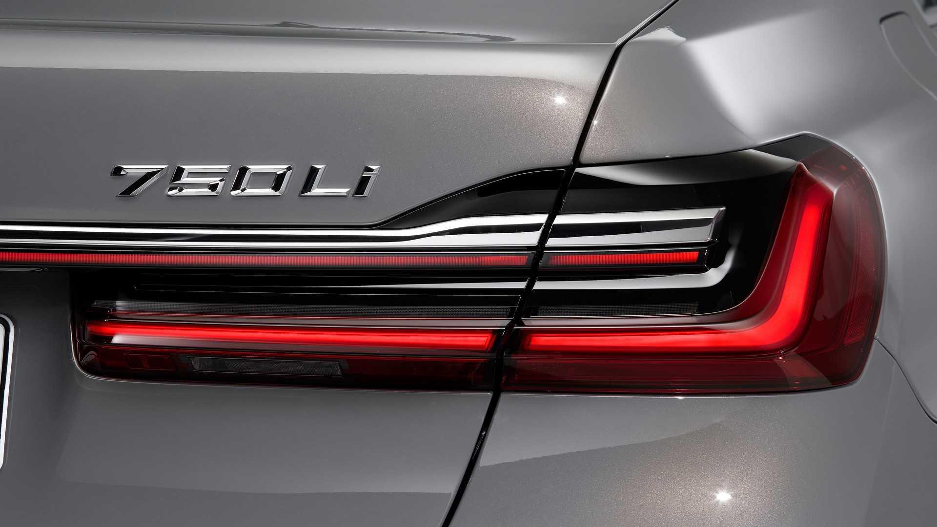 BMW 7 Series thế hệ mới sẽ có thêm bản chạy điện hoàn toàn - 11