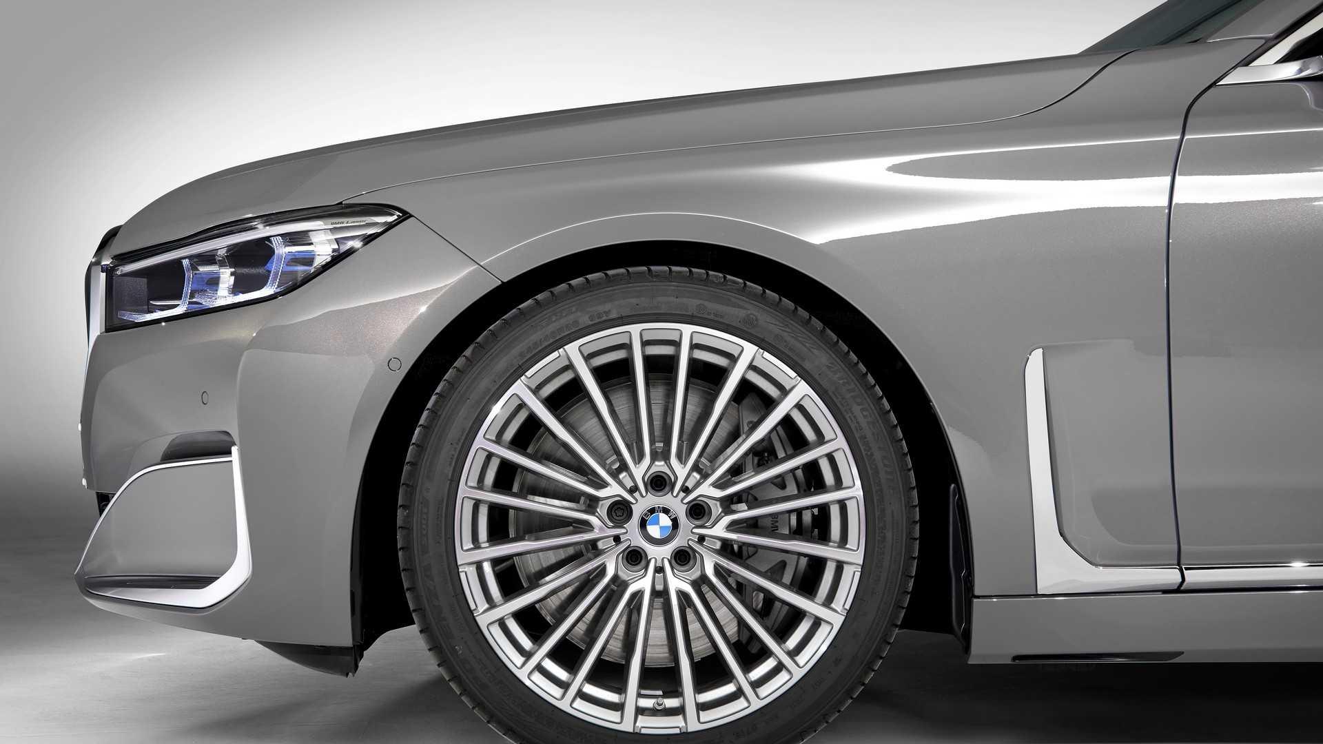BMW 7 Series thế hệ mới sẽ có thêm bản chạy điện hoàn toàn - 12