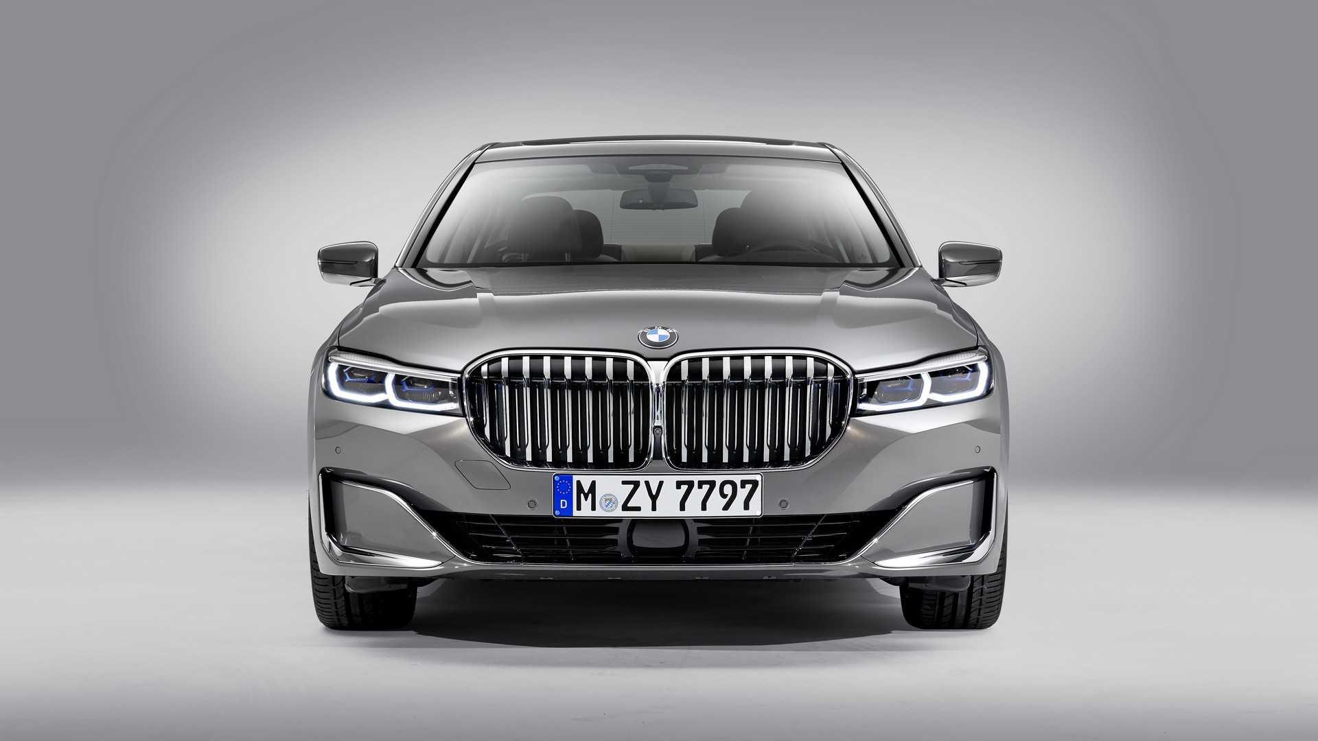 BMW 7 Series thế hệ mới sẽ có thêm bản chạy điện hoàn toàn - 13