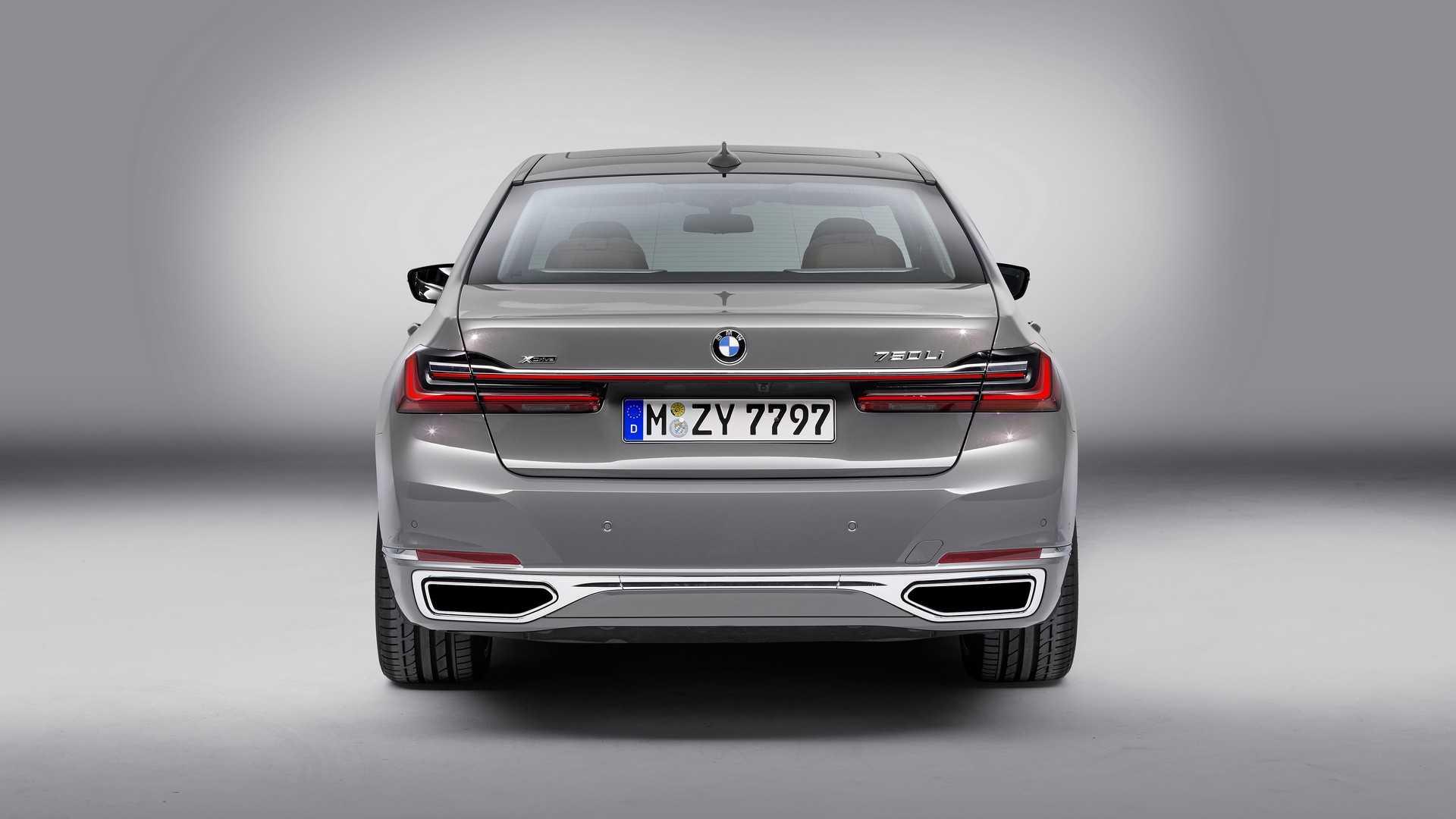 BMW 7 Series thế hệ mới sẽ có thêm bản chạy điện hoàn toàn - 14