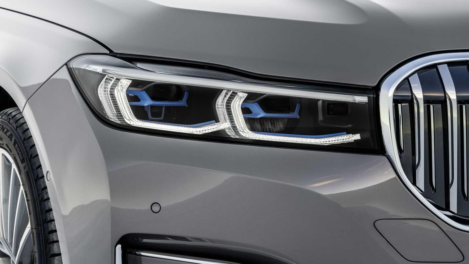BMW 7 Series thế hệ mới sẽ có thêm bản chạy điện hoàn toàn - 18