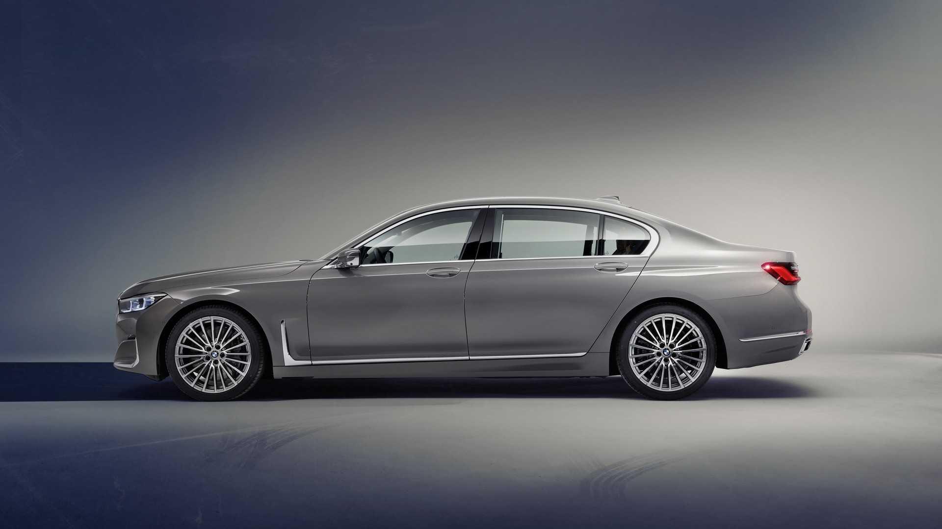 BMW 7 Series thế hệ mới sẽ có thêm bản chạy điện hoàn toàn - 19