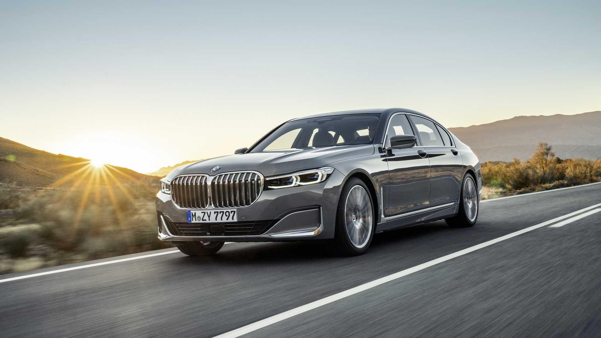 BMW 7 Series thế hệ mới sẽ có thêm bản chạy điện hoàn toàn - 20