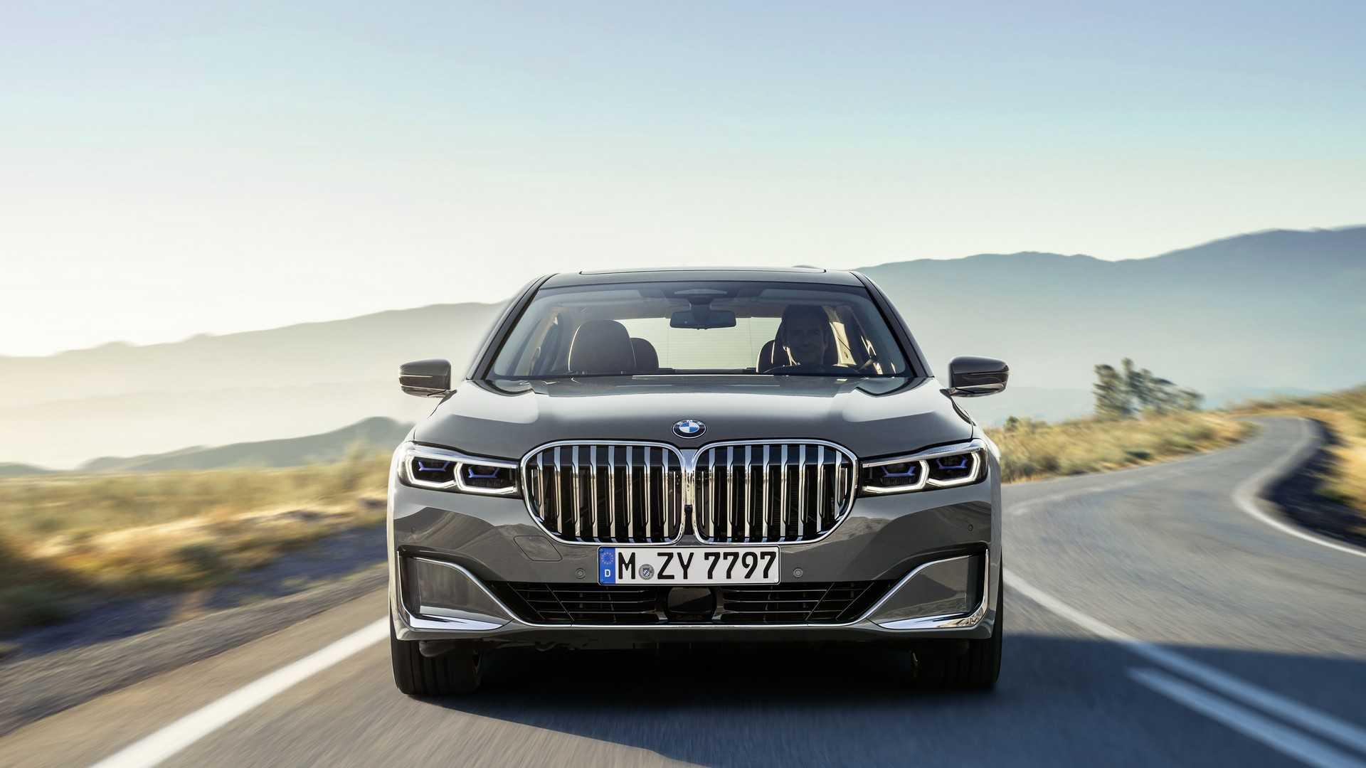 BMW 7 Series thế hệ mới sẽ có thêm bản chạy điện hoàn toàn - 21