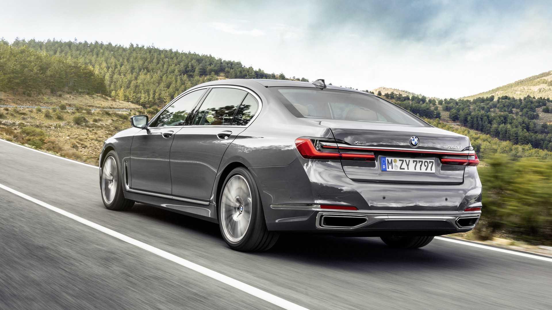 BMW 7 Series thế hệ mới sẽ có thêm bản chạy điện hoàn toàn - 22