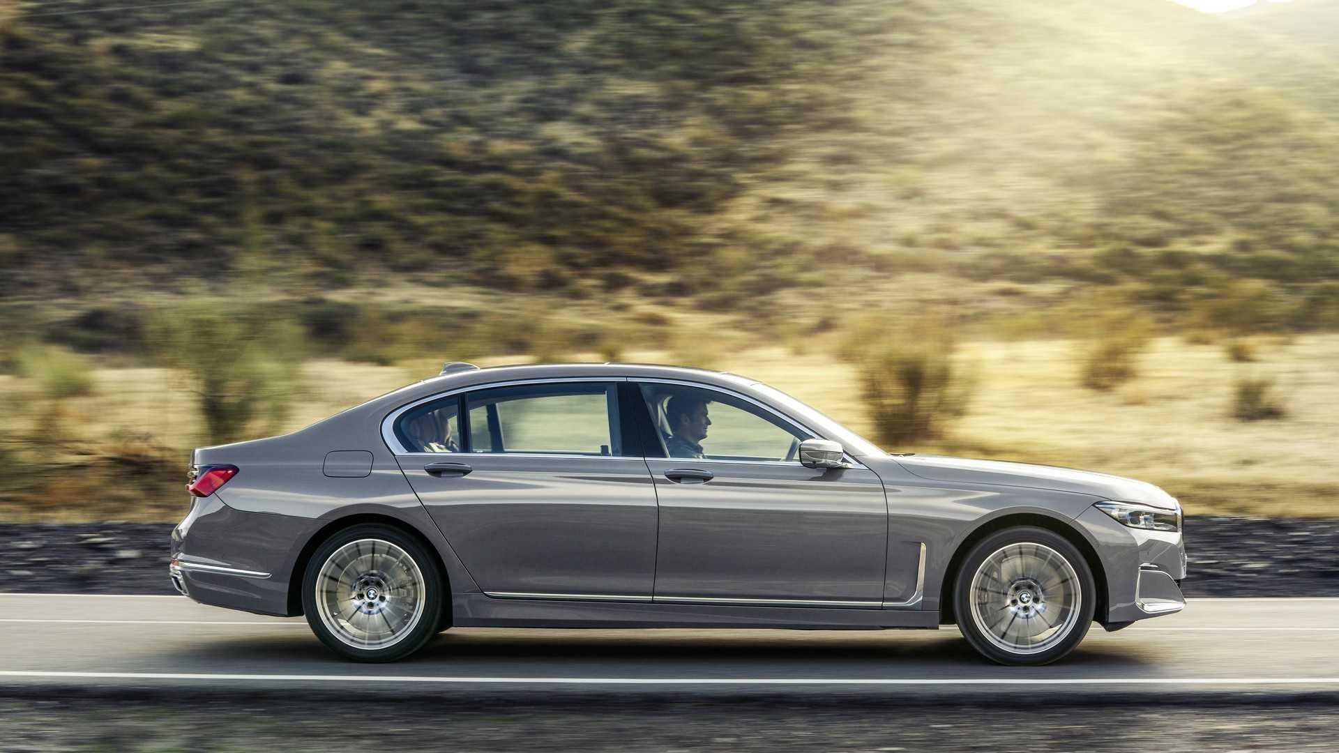 BMW 7 Series thế hệ mới sẽ có thêm bản chạy điện hoàn toàn - 23