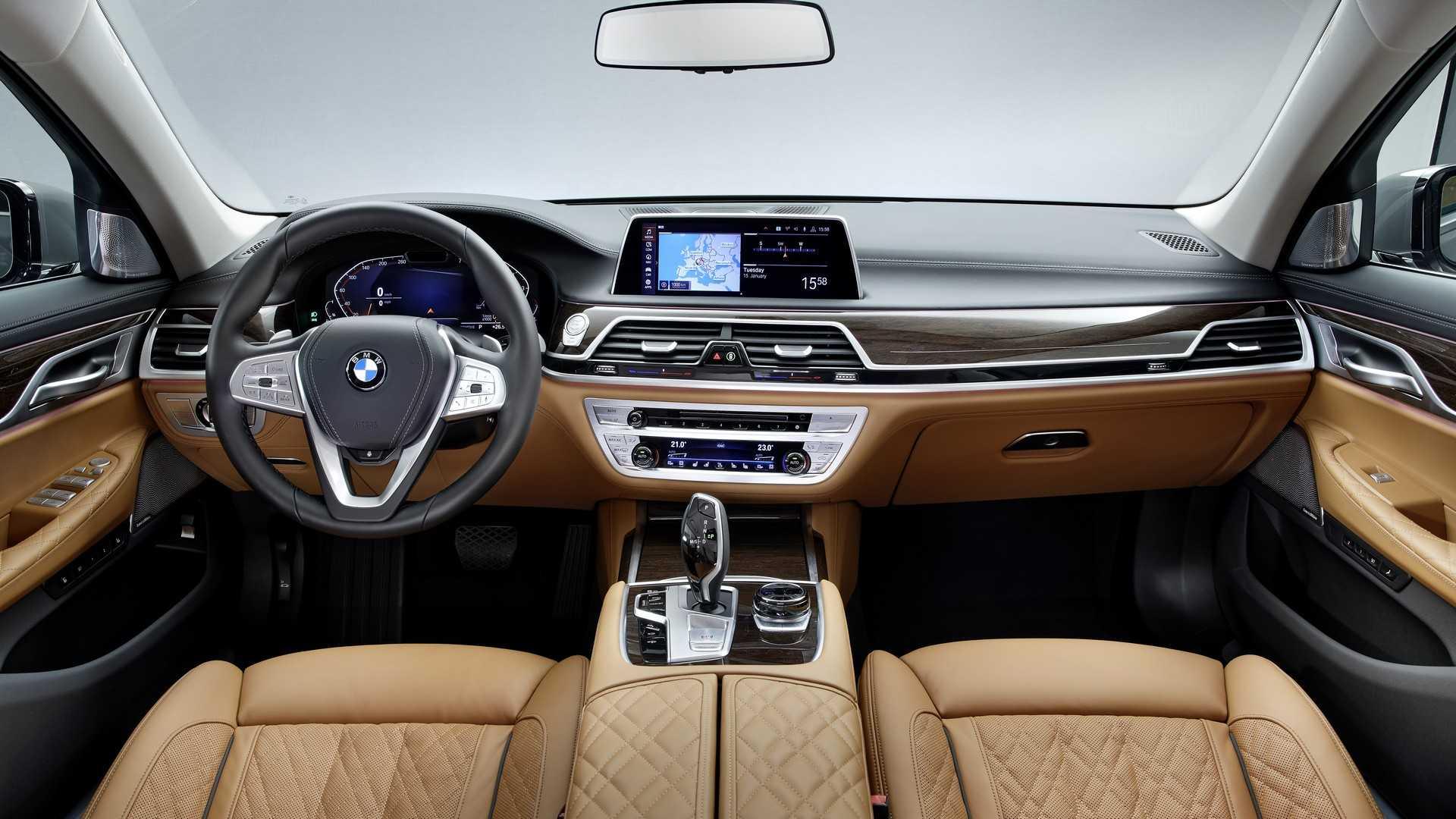 BMW 7 Series thế hệ mới sẽ có thêm bản chạy điện hoàn toàn - 25