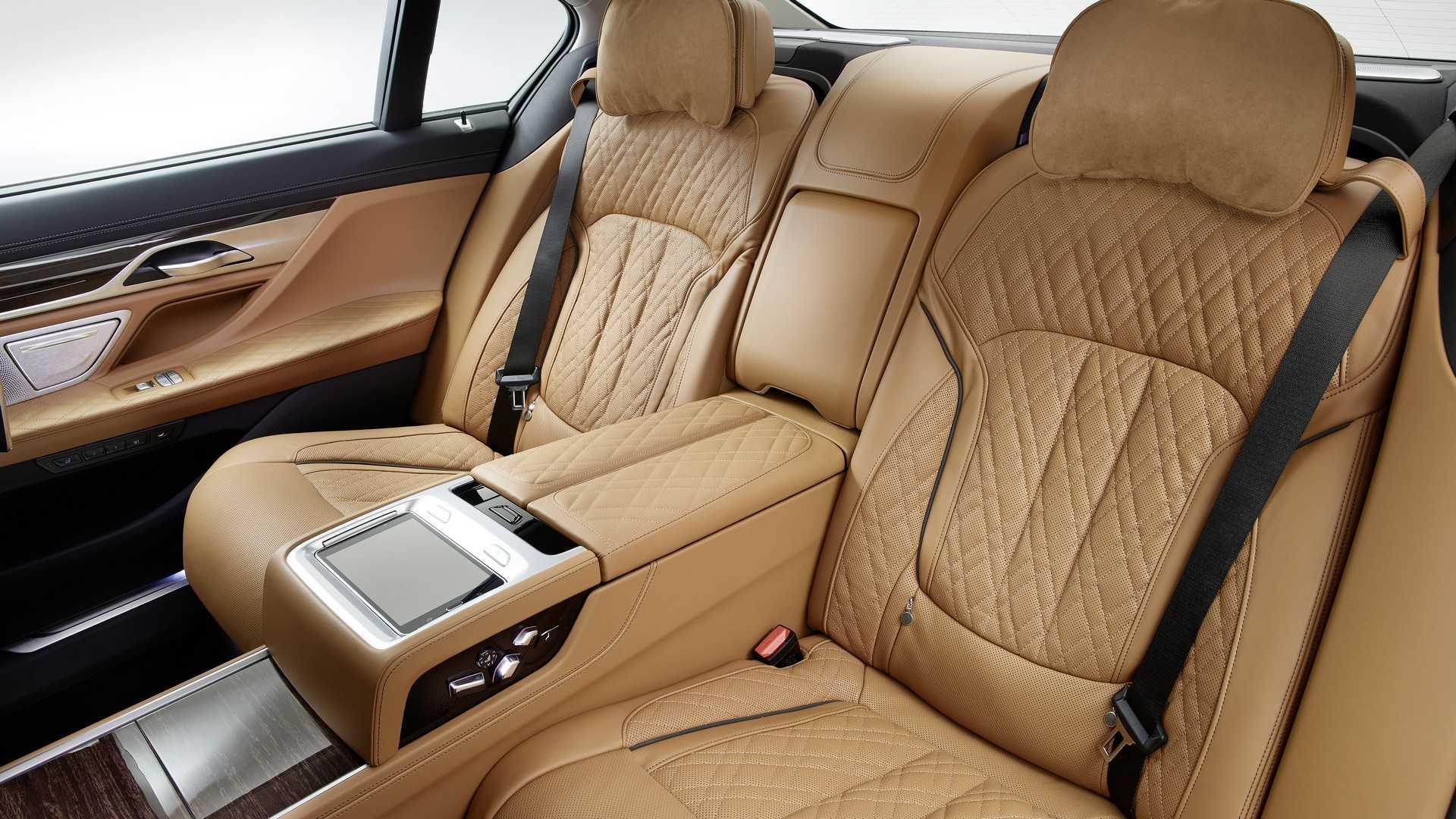 BMW 7 Series thế hệ mới sẽ có thêm bản chạy điện hoàn toàn - 26