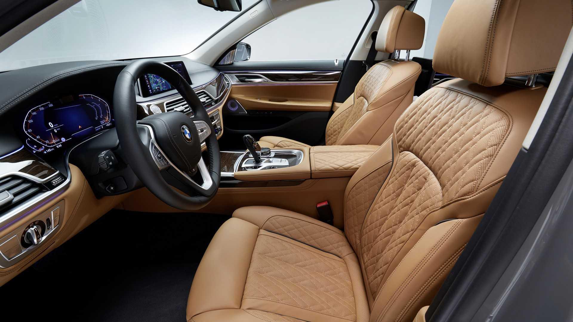 BMW 7 Series thế hệ mới sẽ có thêm bản chạy điện hoàn toàn - 27