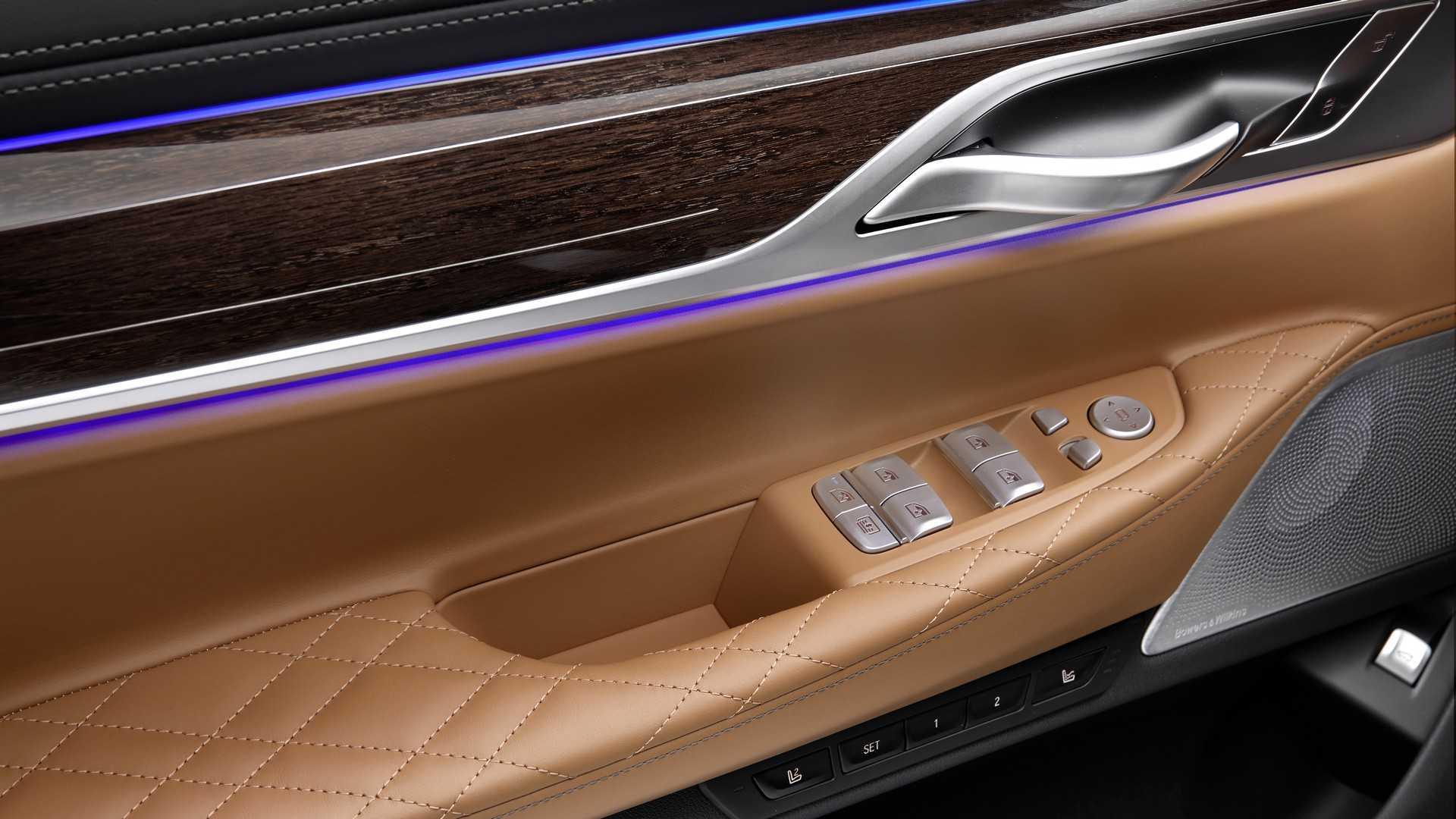 BMW 7 Series thế hệ mới sẽ có thêm bản chạy điện hoàn toàn - 28