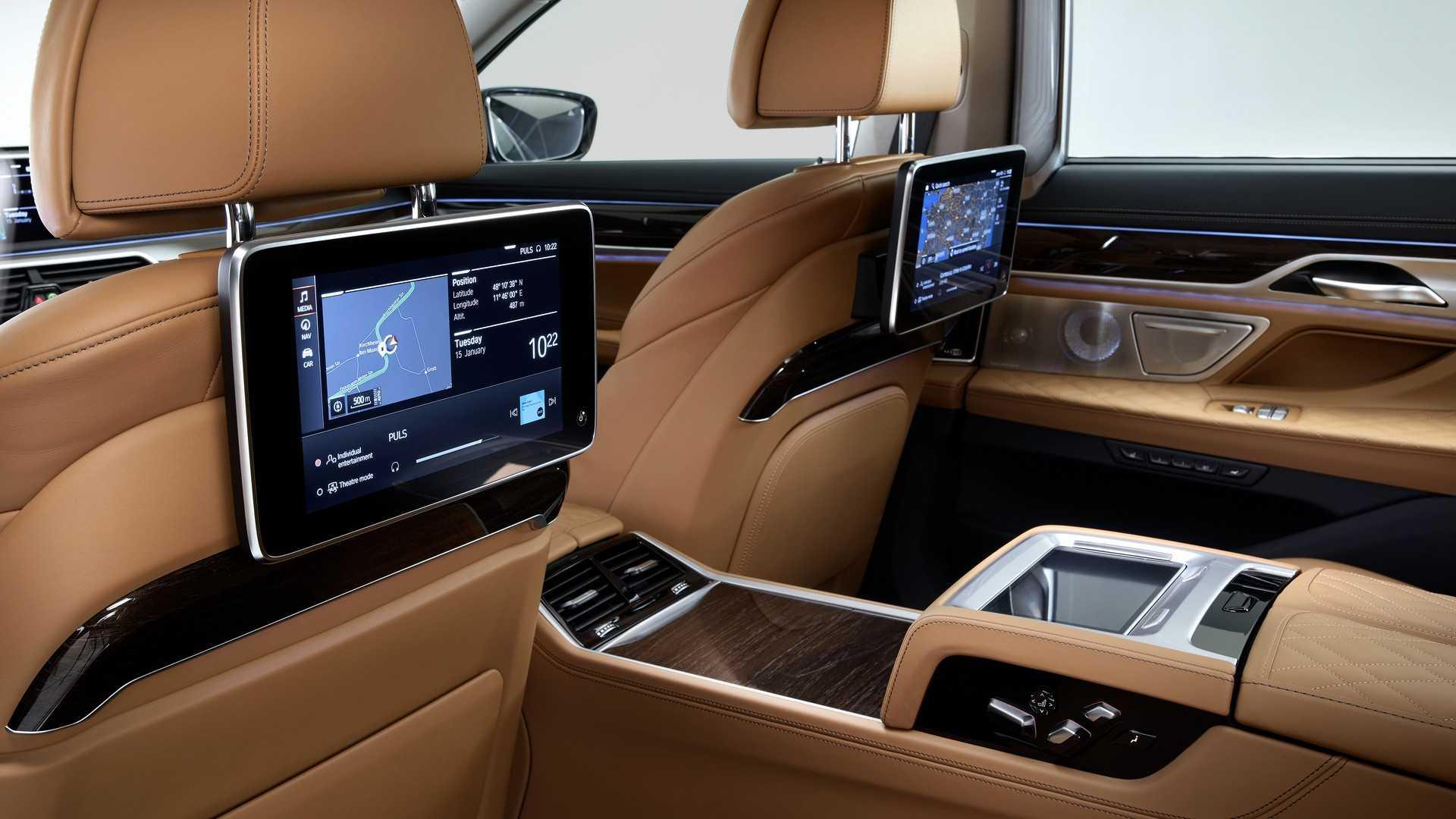 BMW 7 Series thế hệ mới sẽ có thêm bản chạy điện hoàn toàn - 29