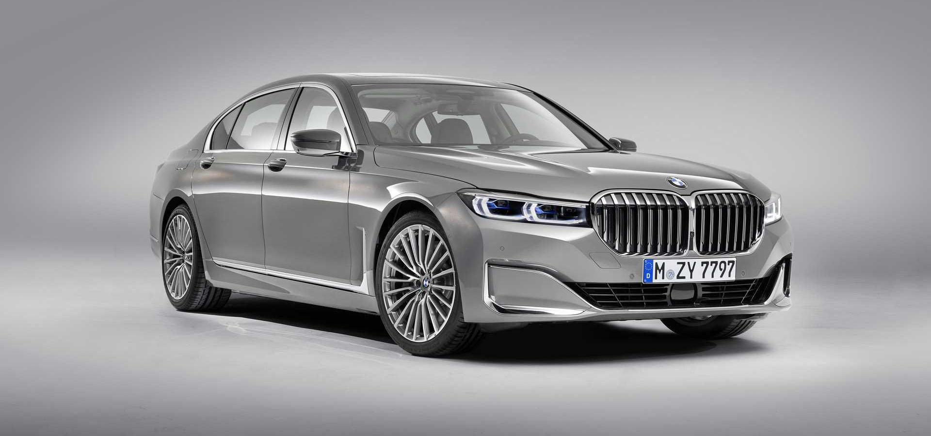 BMW 7 Series thế hệ mới sẽ có thêm bản chạy điện hoàn toàn - 3