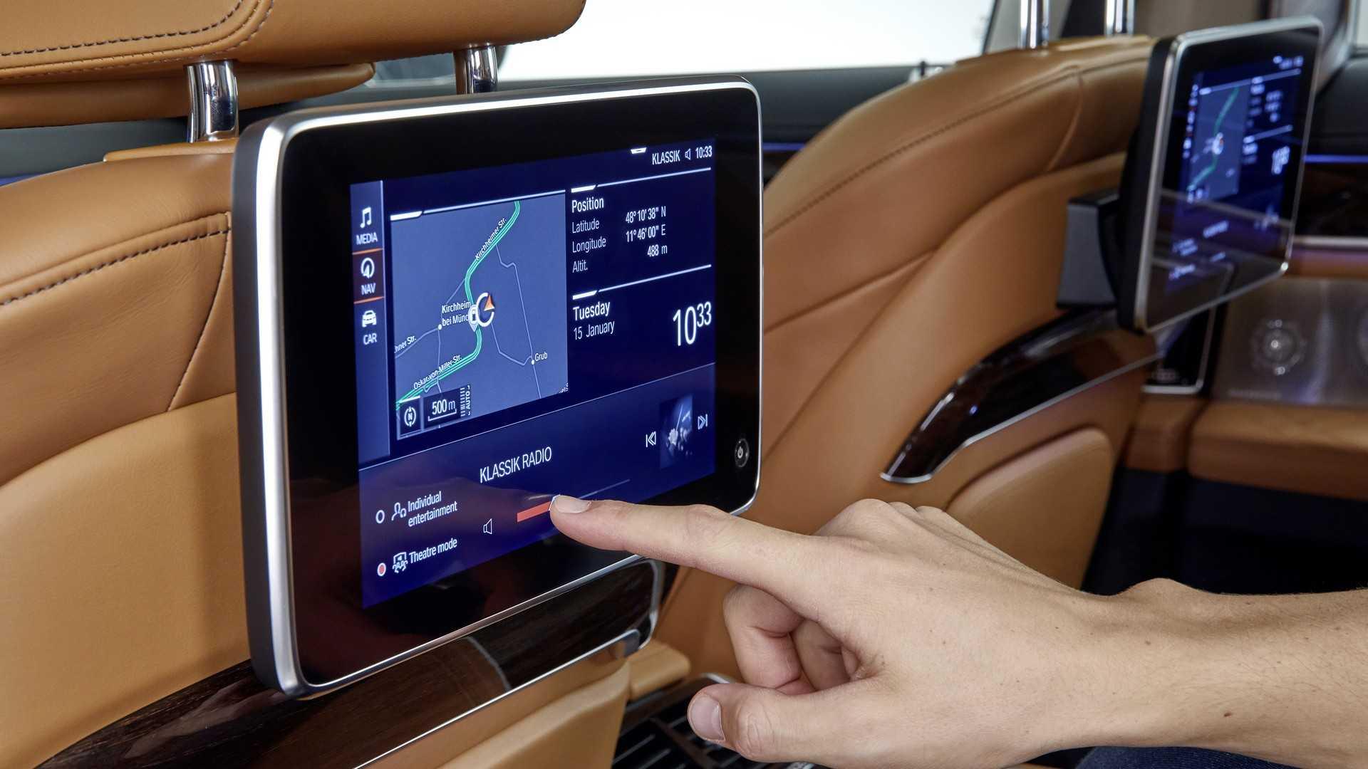 BMW 7 Series thế hệ mới sẽ có thêm bản chạy điện hoàn toàn - 30