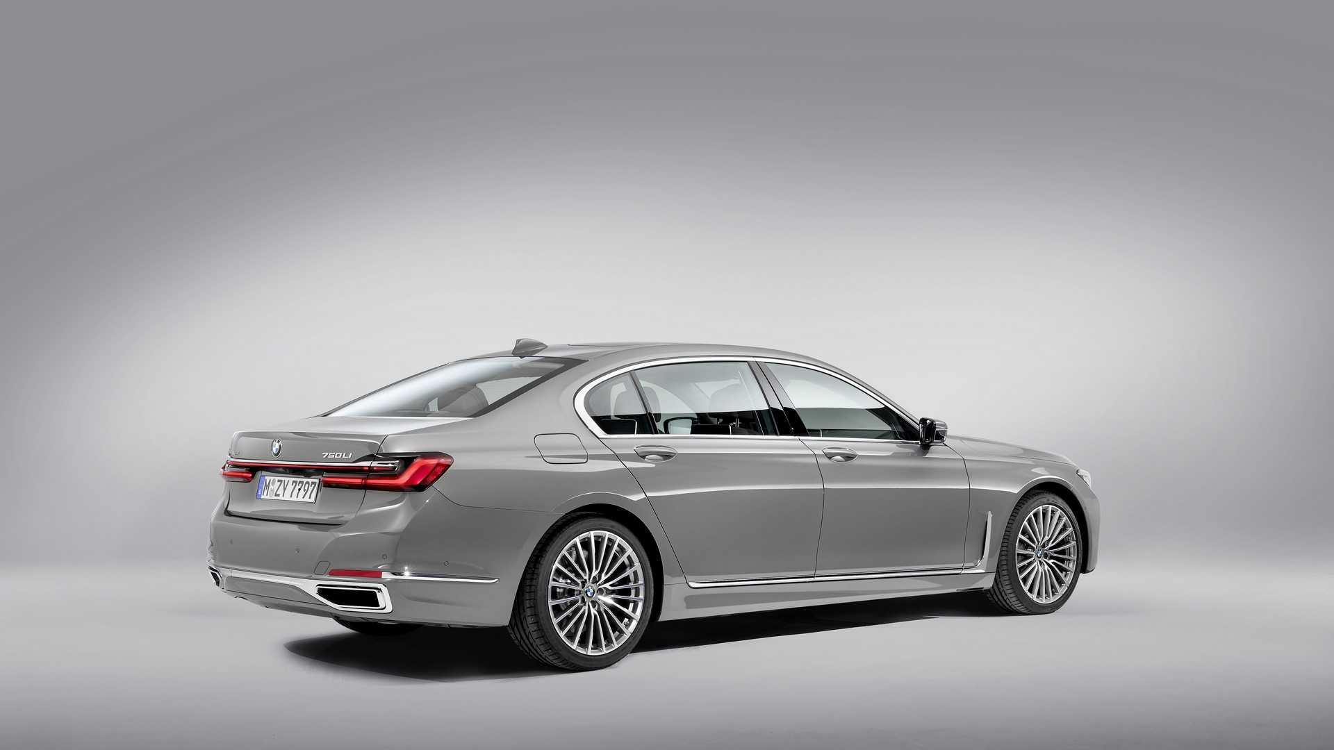 BMW 7 Series thế hệ mới sẽ có thêm bản chạy điện hoàn toàn - 4