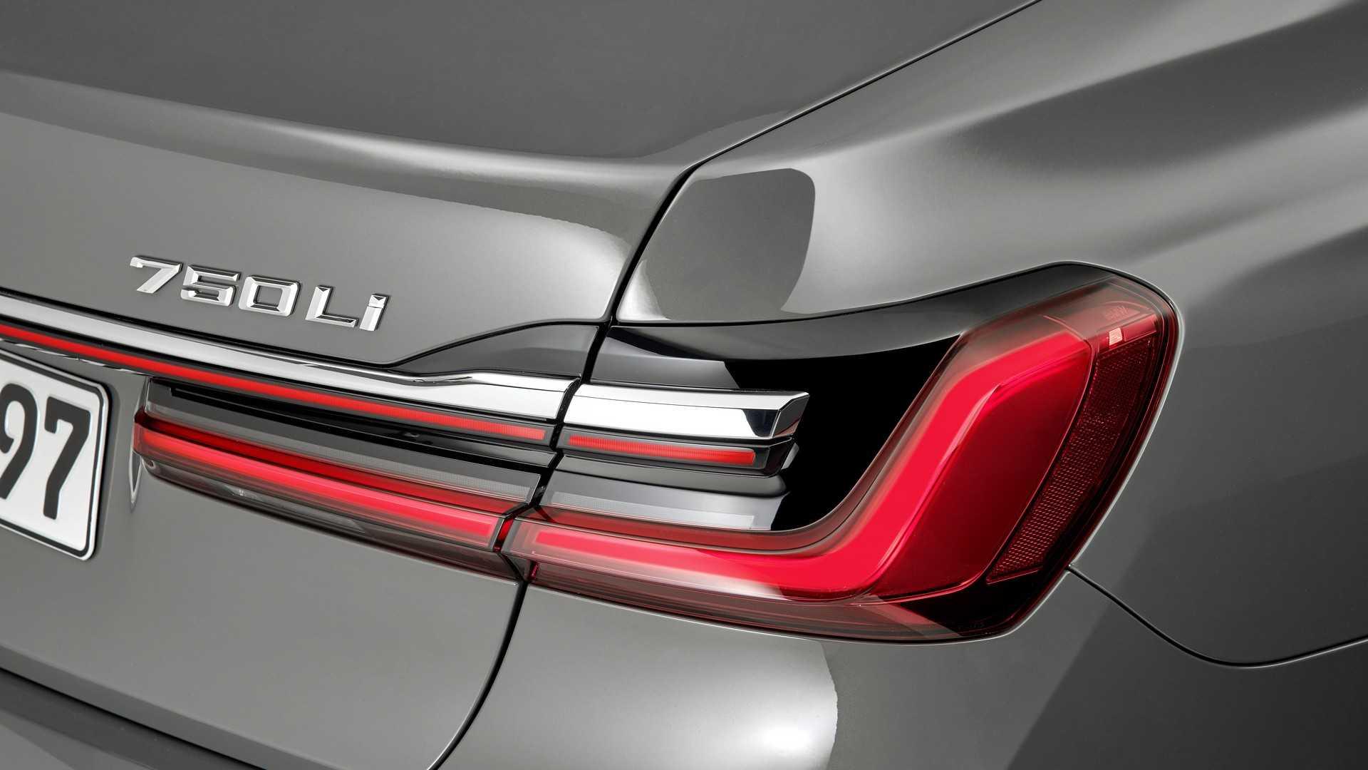BMW 7 Series thế hệ mới sẽ có thêm bản chạy điện hoàn toàn - 5