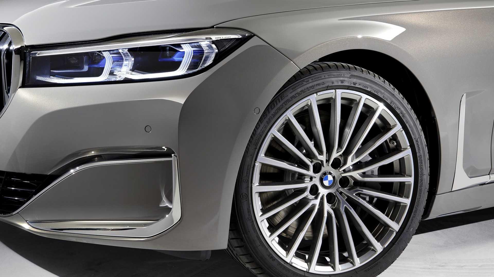 BMW 7 Series thế hệ mới sẽ có thêm bản chạy điện hoàn toàn - 7
