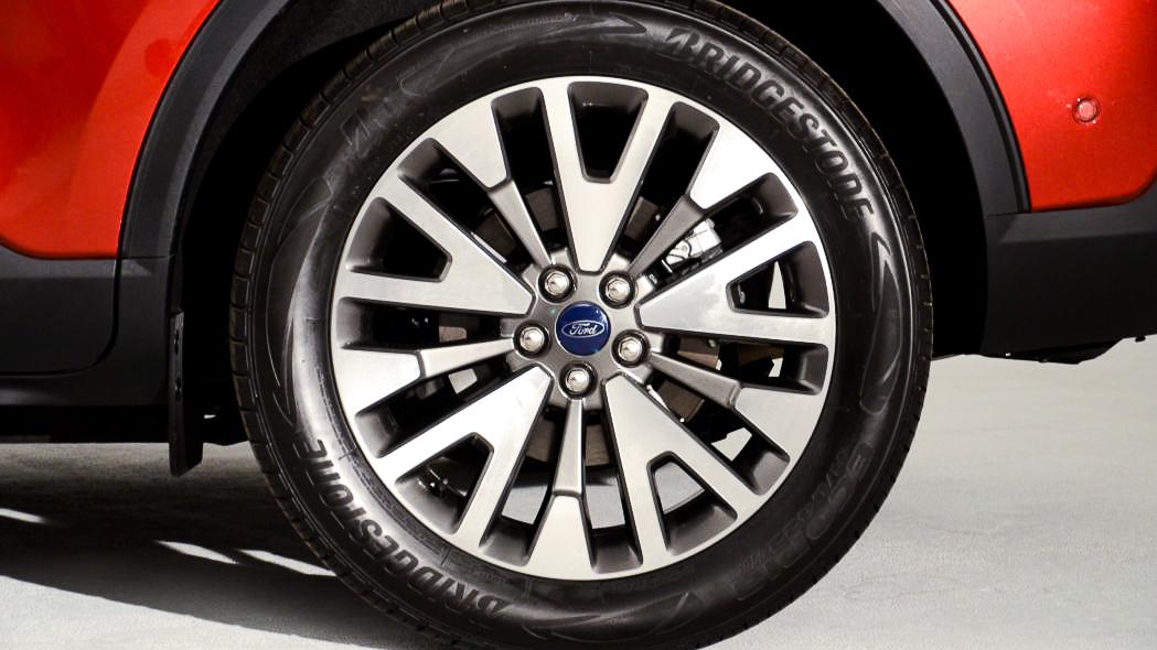 Ford Escape 2020 phiên bản mới hoàn toàn có trở lại Việt Nam? - 14