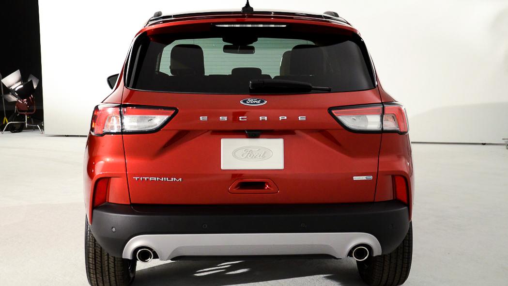 Ford Escape 2020 phiên bản mới hoàn toàn có trở lại Việt Nam? - 15