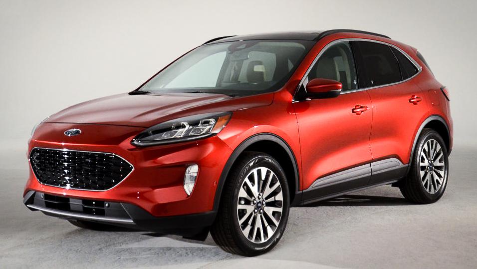 Ford Escape 2020 phiên bản mới hoàn toàn có trở lại Việt Nam? - 2