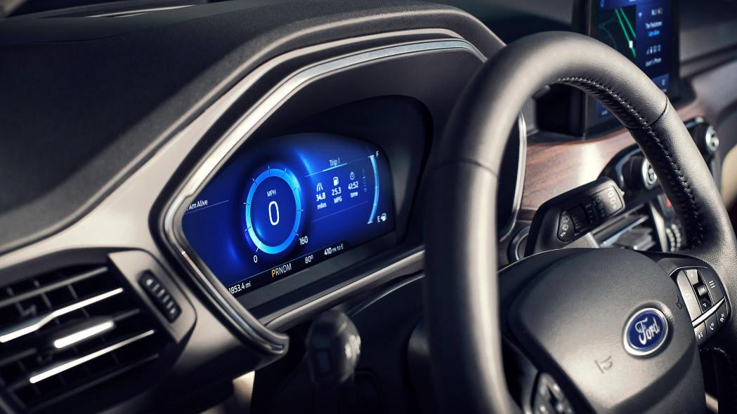 Ford Escape 2020 phiên bản mới hoàn toàn có trở lại Việt Nam? - 23