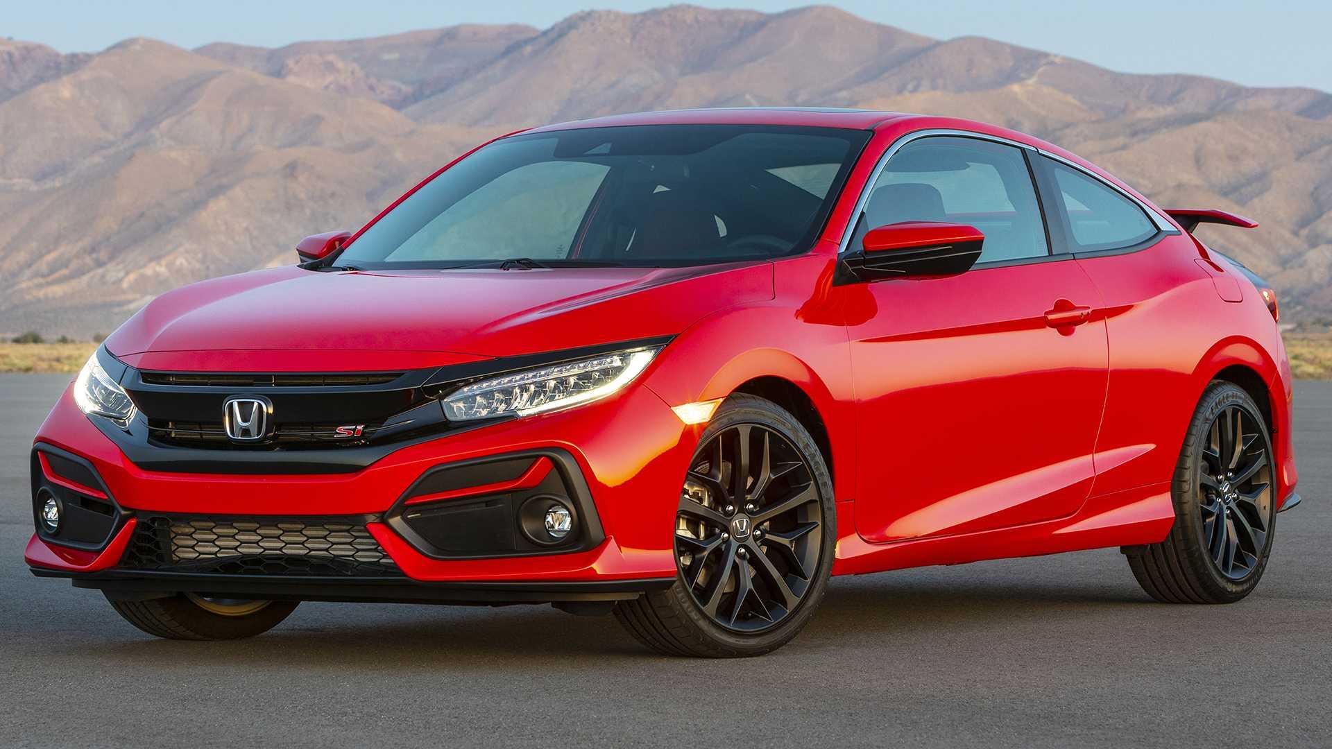 Khám phá Honda Civic Si 2020 phiên bản thể thao - 01