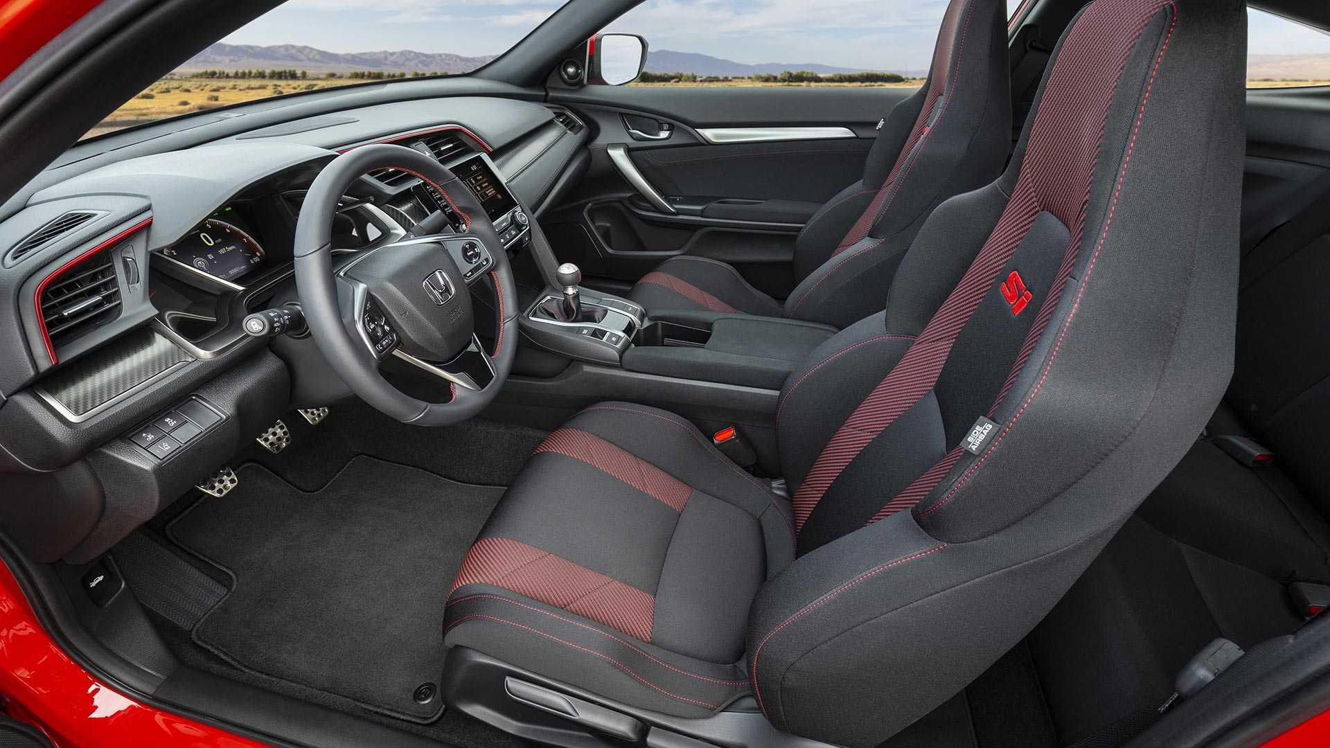 Khám phá Honda Civic Si 2020 phiên bản thể thao - 12