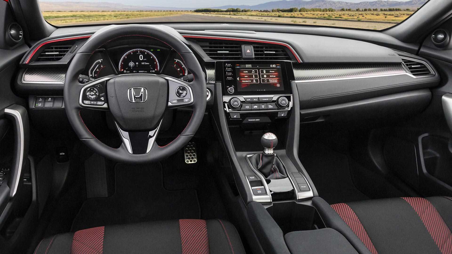 Khám phá Honda Civic Si 2020 phiên bản thể thao - 14