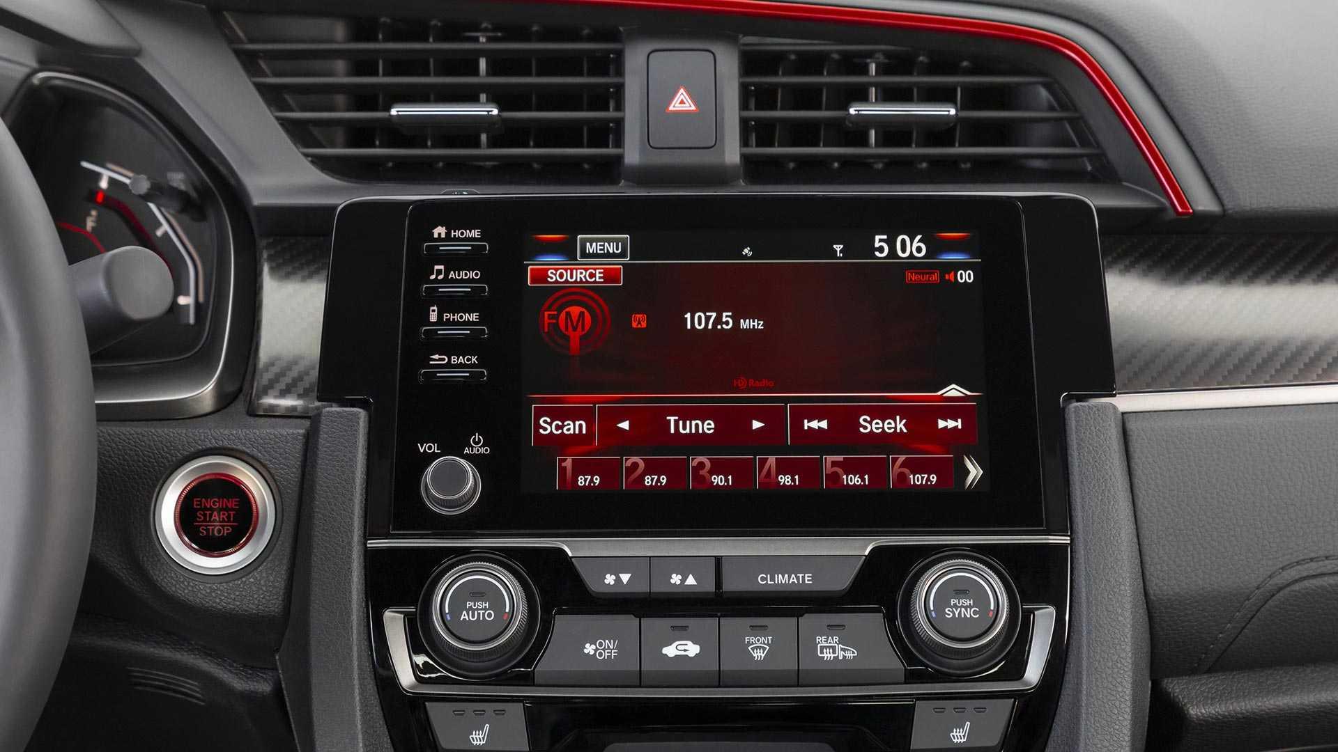 Khám phá Honda Civic Si 2020 phiên bản thể thao - 16