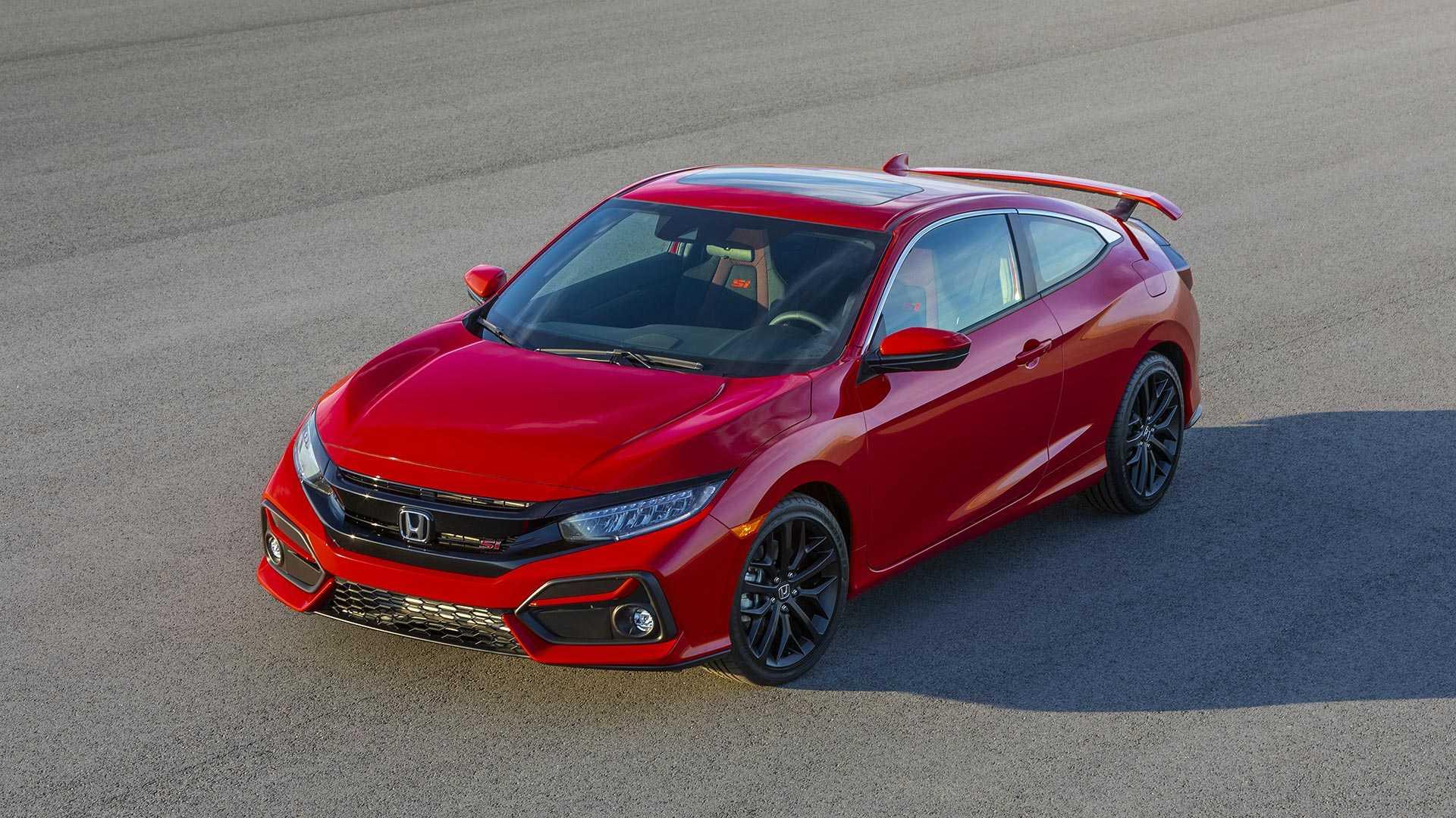 Khám phá Honda Civic Si 2020 phiên bản thể thao - 02