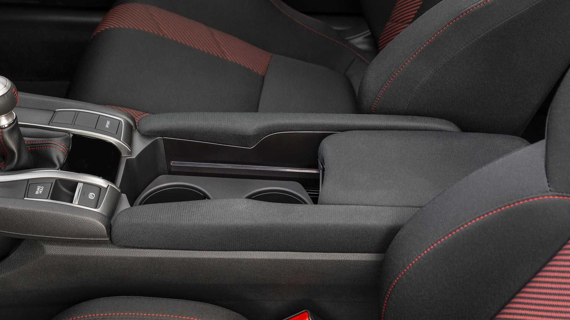 Khám phá Honda Civic Si 2020 phiên bản thể thao - 22
