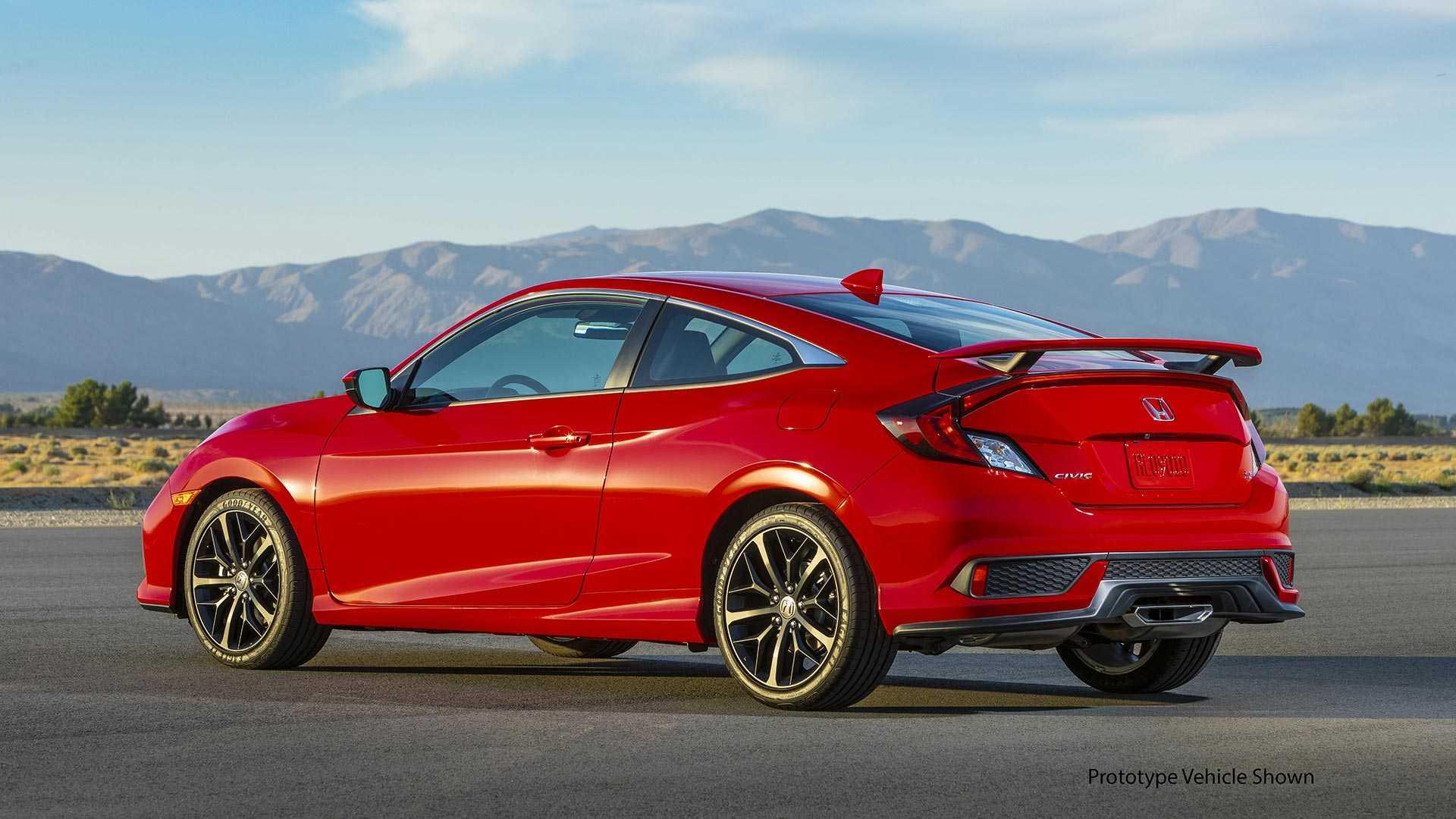 Khám phá Honda Civic Si 2020 phiên bản thể thao - 04