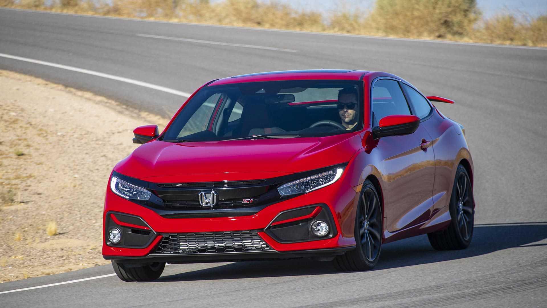 Khám phá Honda Civic Si 2020 phiên bản thể thao - 08