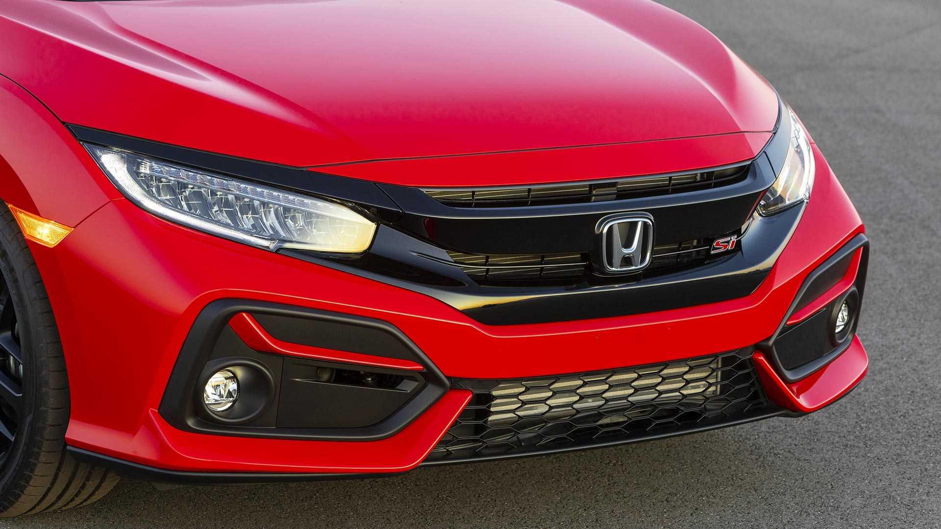 Khám phá Honda Civic Si 2020 phiên bản thể thao - 09