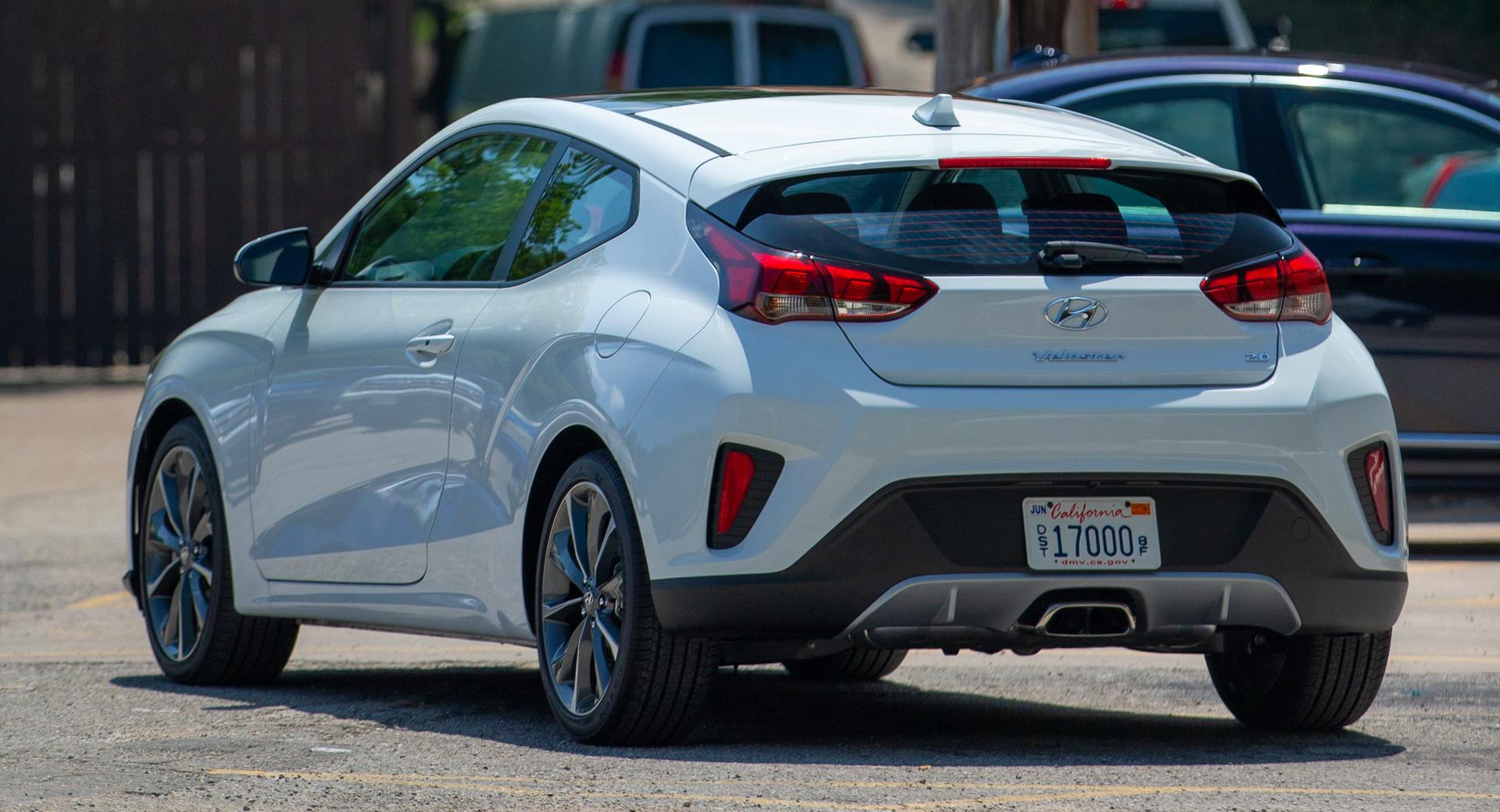 Hyundai Veloster 2020 ra mắt với nhiều nâng cấp mới - 05